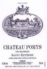 Etiquette Pomys