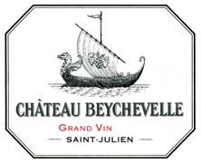 Etiquette Beychevelle