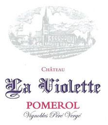 Château la Violette 2010