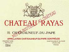 Châteauneuf-du-Pape Rayas Reynaud