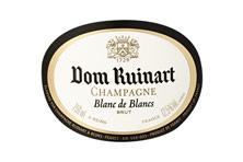 Etiquette Ruinart Dom Ruinart