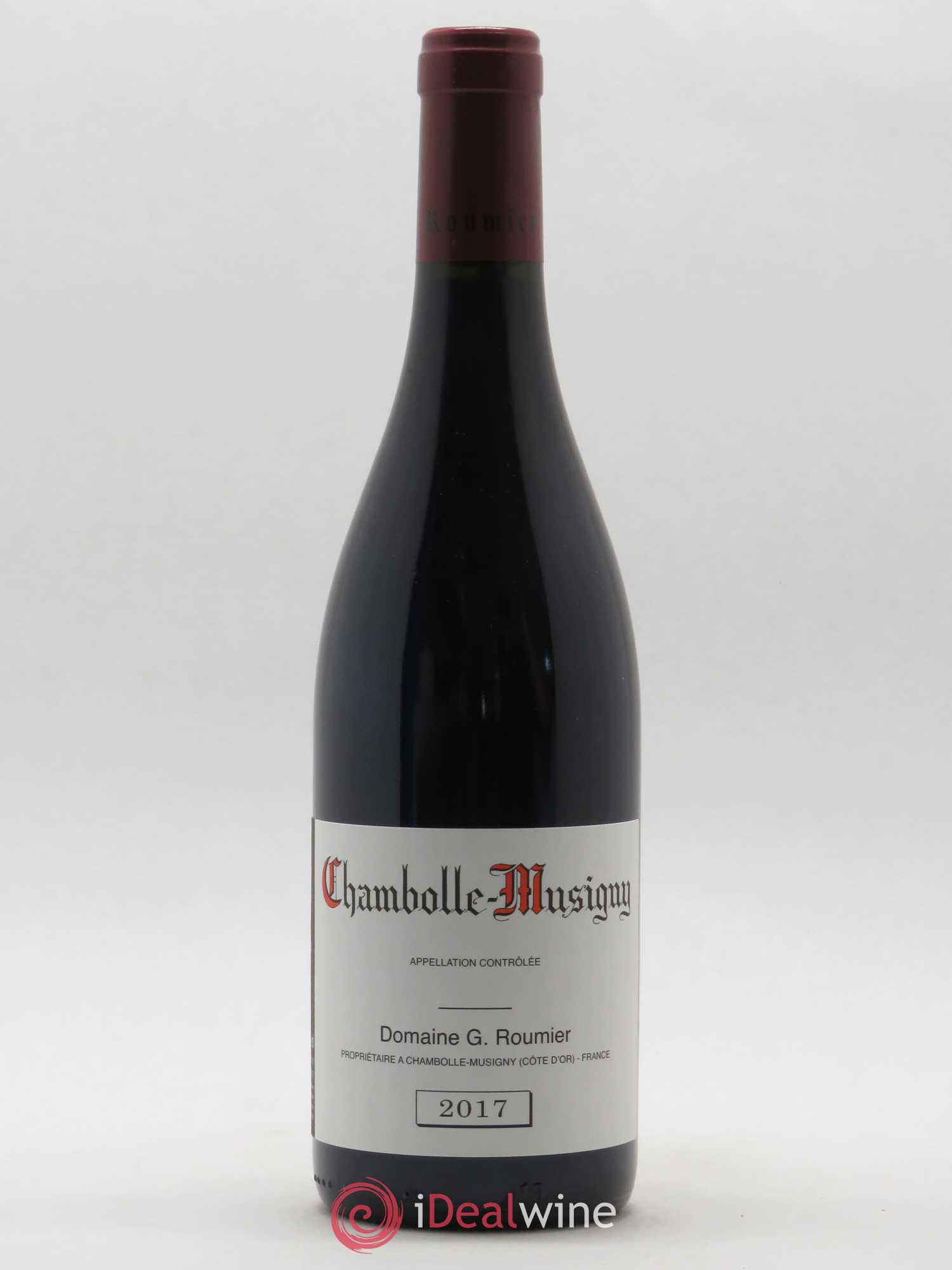 Chambolle-Musigny Georges Roumier (Domaine)  2017 - Lot de 1 Bouteille