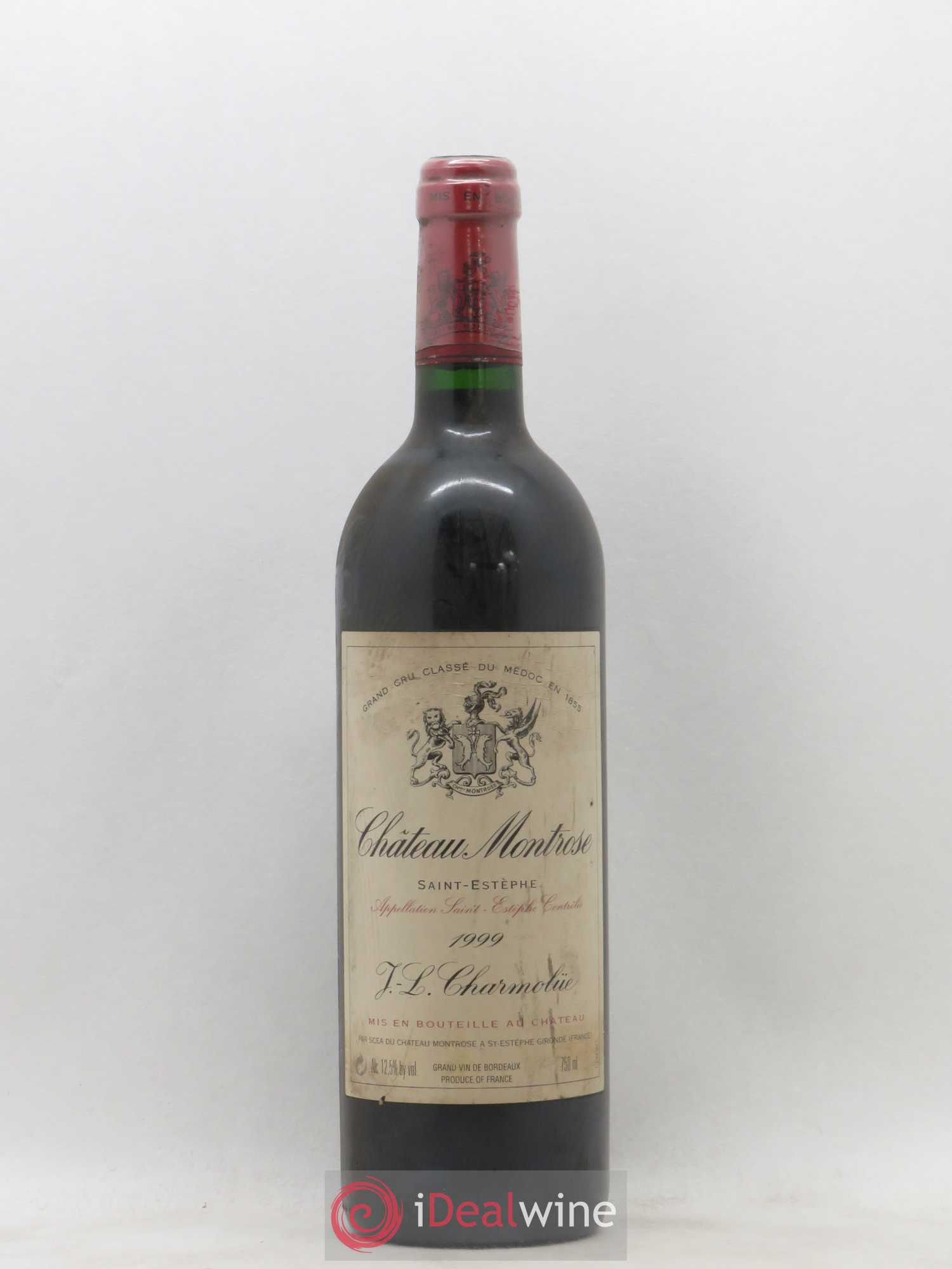 Château Montrose 2ème Grand Cru Classé  1999 - Lot of 1 Bottle