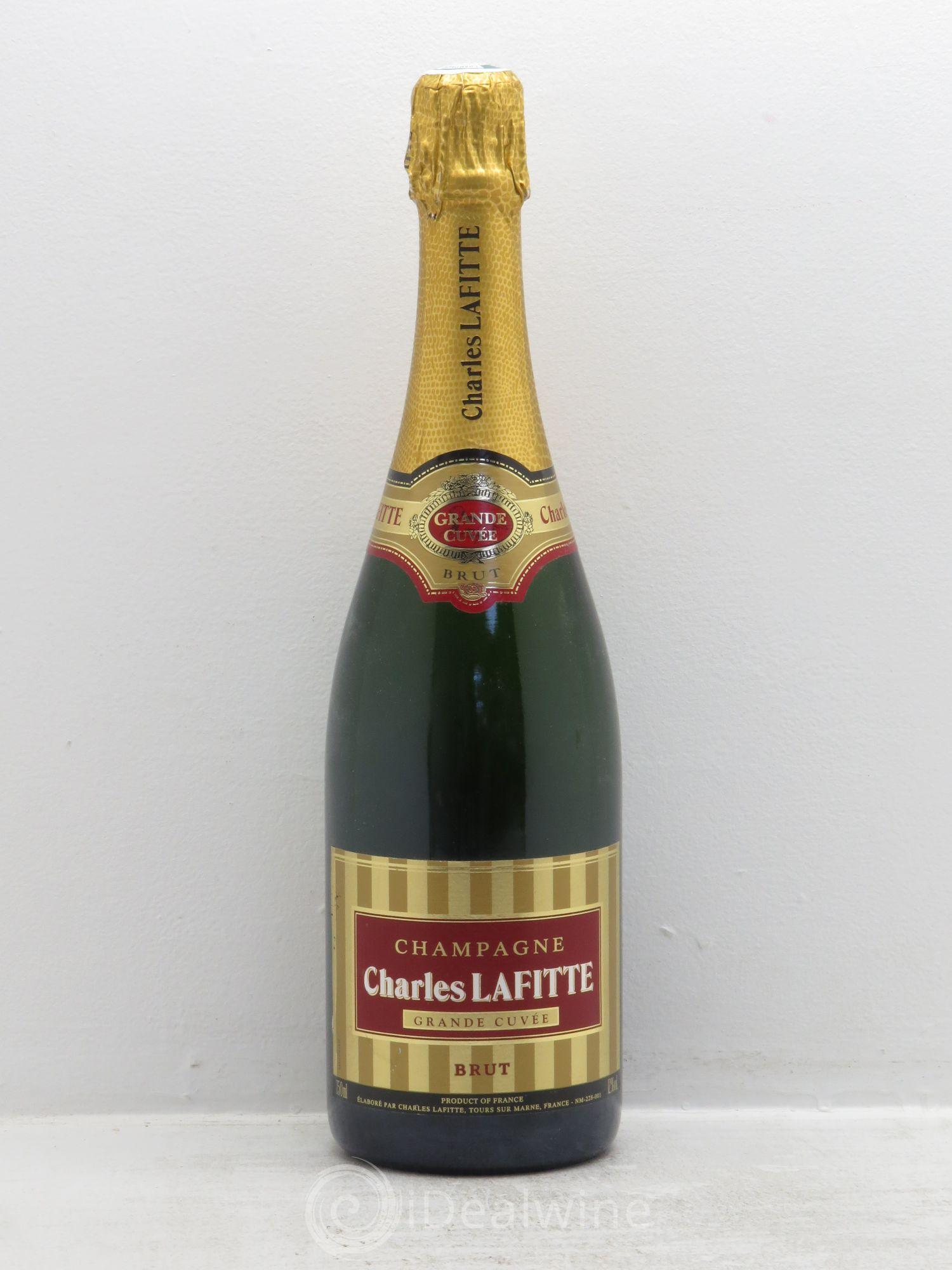 acheter brut champagne charles lafitte grande cuv e sans prix de r serve lot 1073. Black Bedroom Furniture Sets. Home Design Ideas