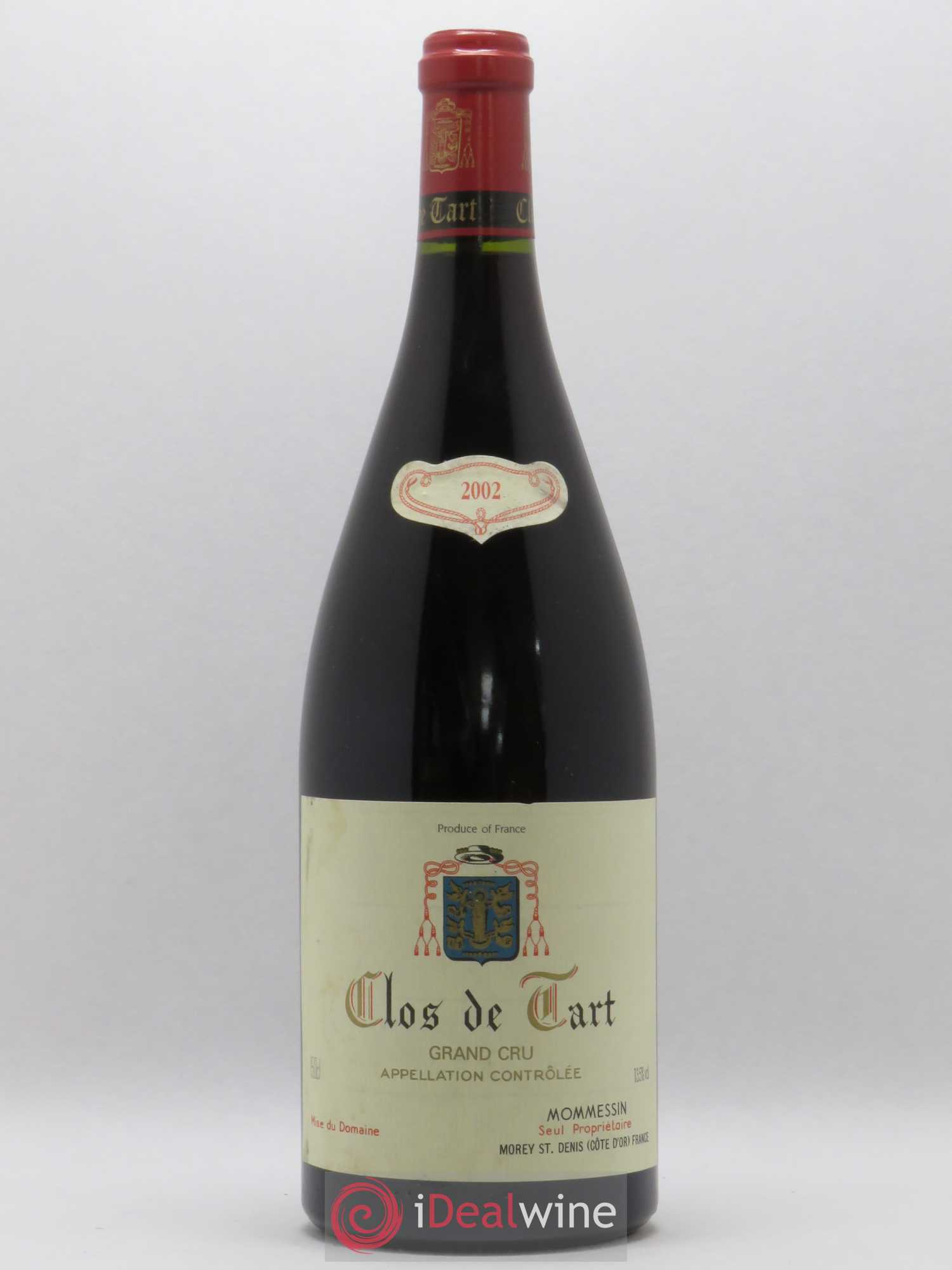 Clos de Tart Grand Cru Mommessin  2002 - Lot of 1 Magnum