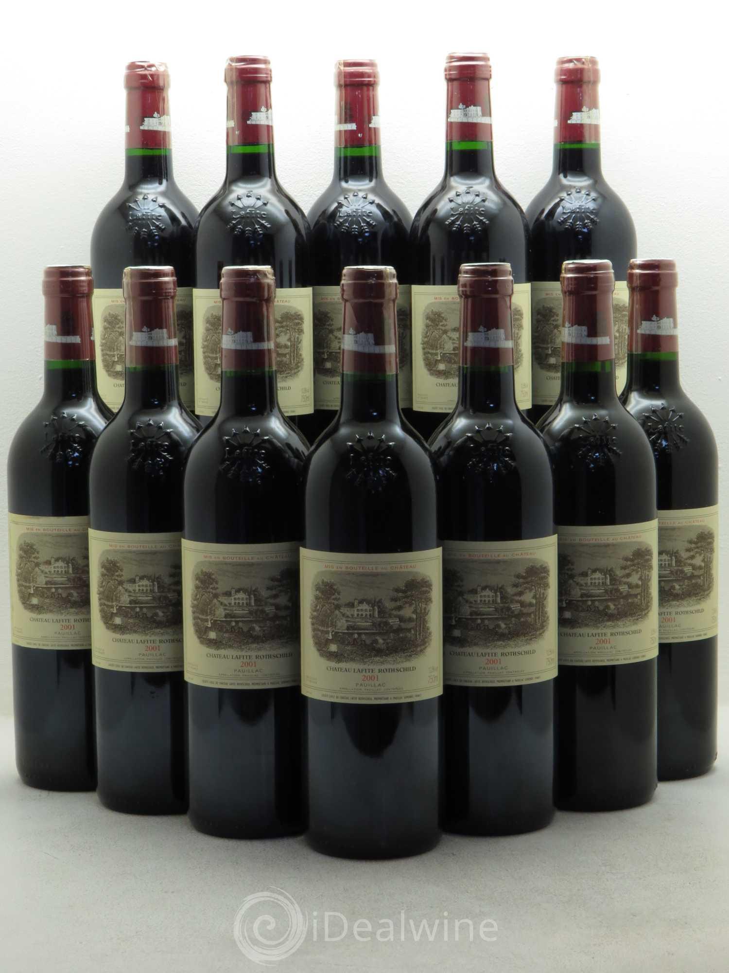 Buy ch teau lafite rothschild 1er grand cru class 2001 for Buy chateaubriand