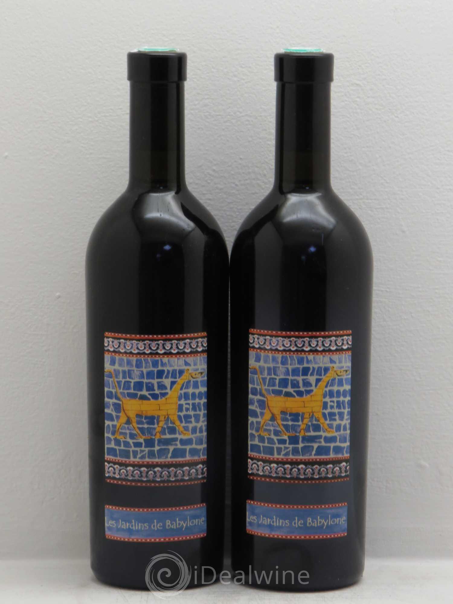 Liste des vins de jurancon en vente idealwine for Jardin de babylone wine