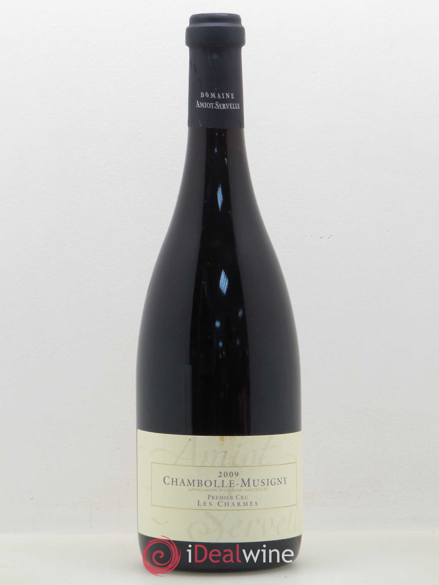 Chambolle-Musigny 1er Cru Les Charmes Amiot-Servelle (Domaine)