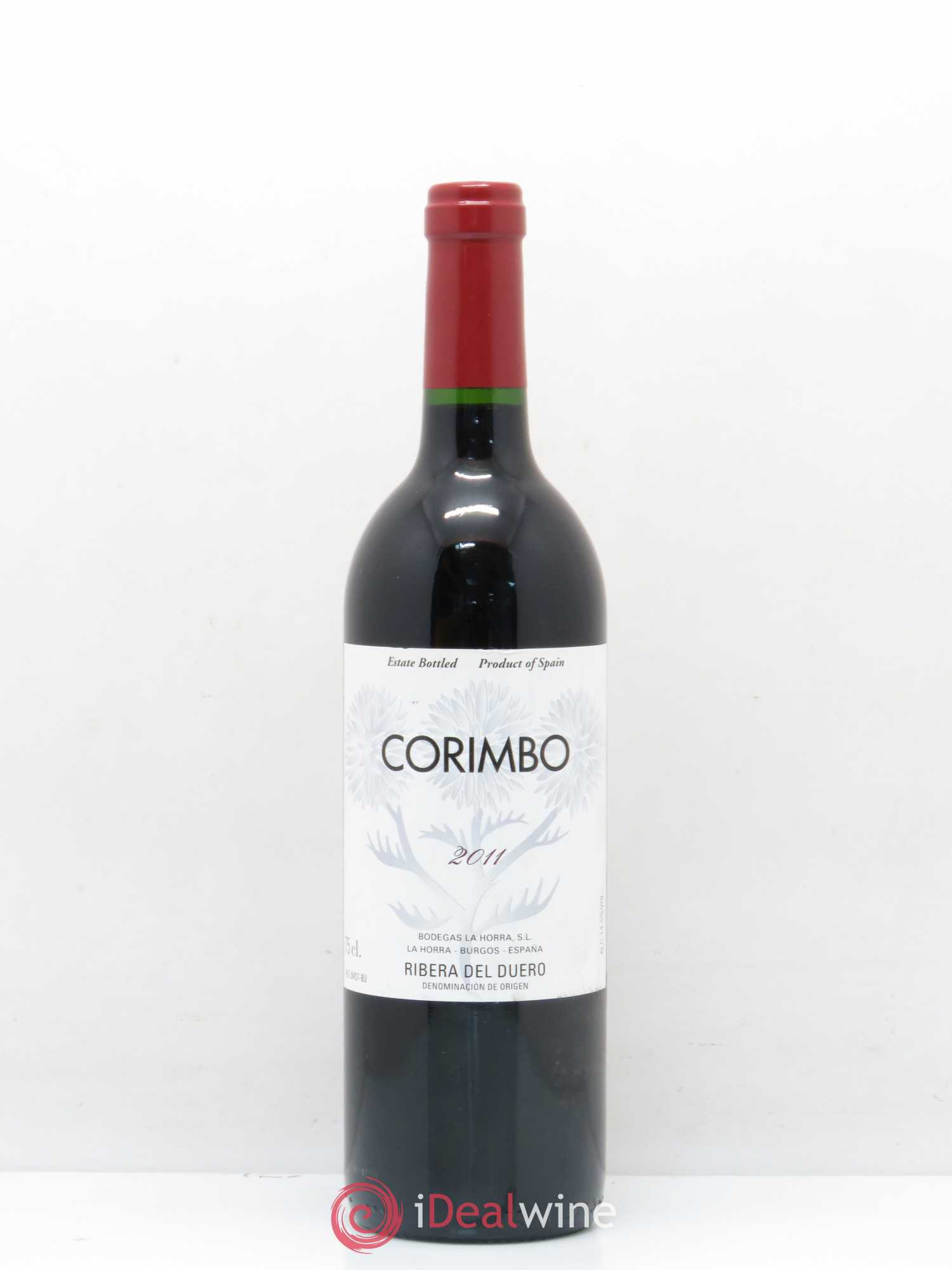 Ribera Del Duero Bodegas La Horra Corimbo 2011 - Lot of 1 Bottle