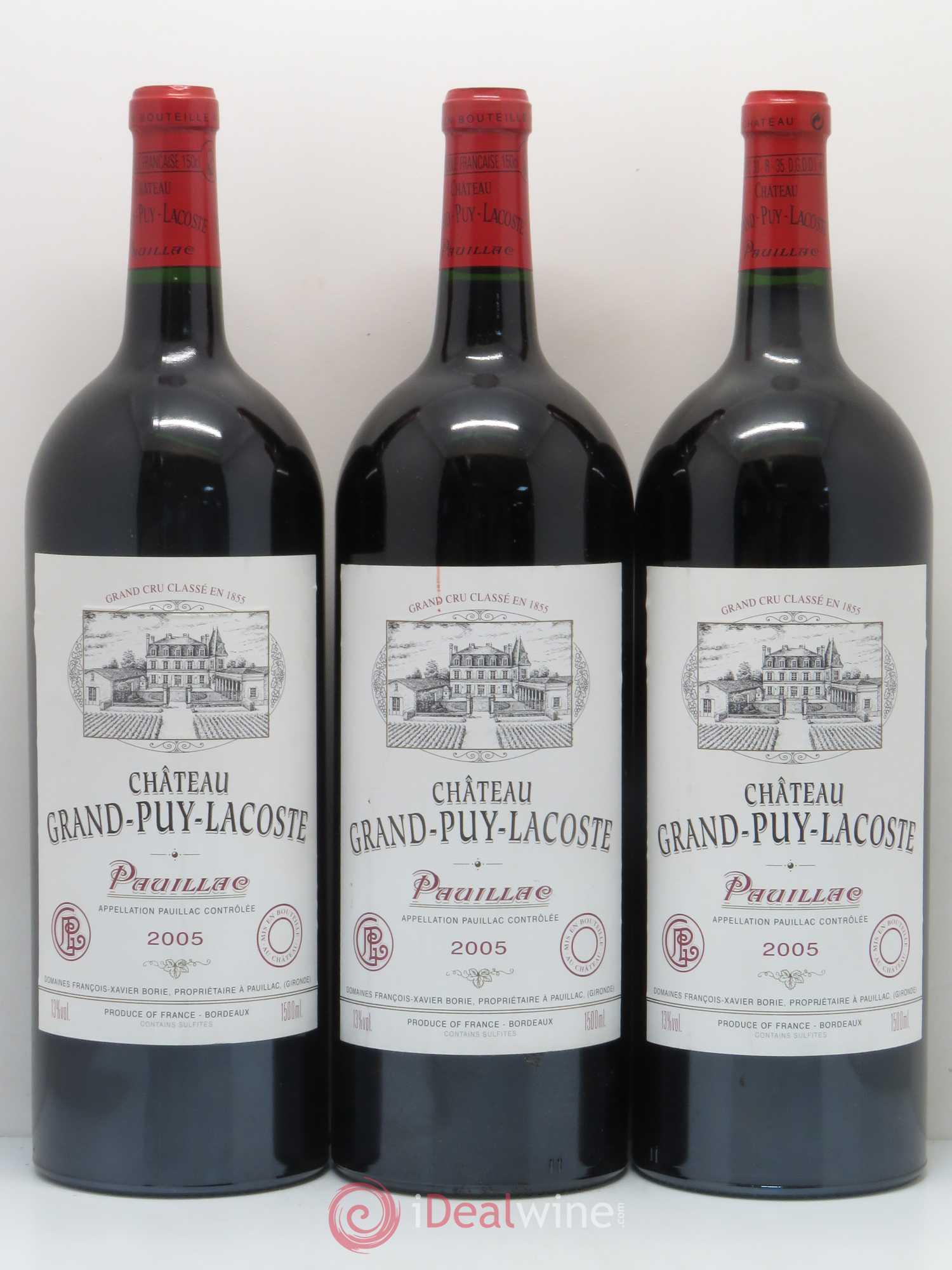 liste des ench res de vins de bordeaux rouge 2010 2009. Black Bedroom Furniture Sets. Home Design Ideas