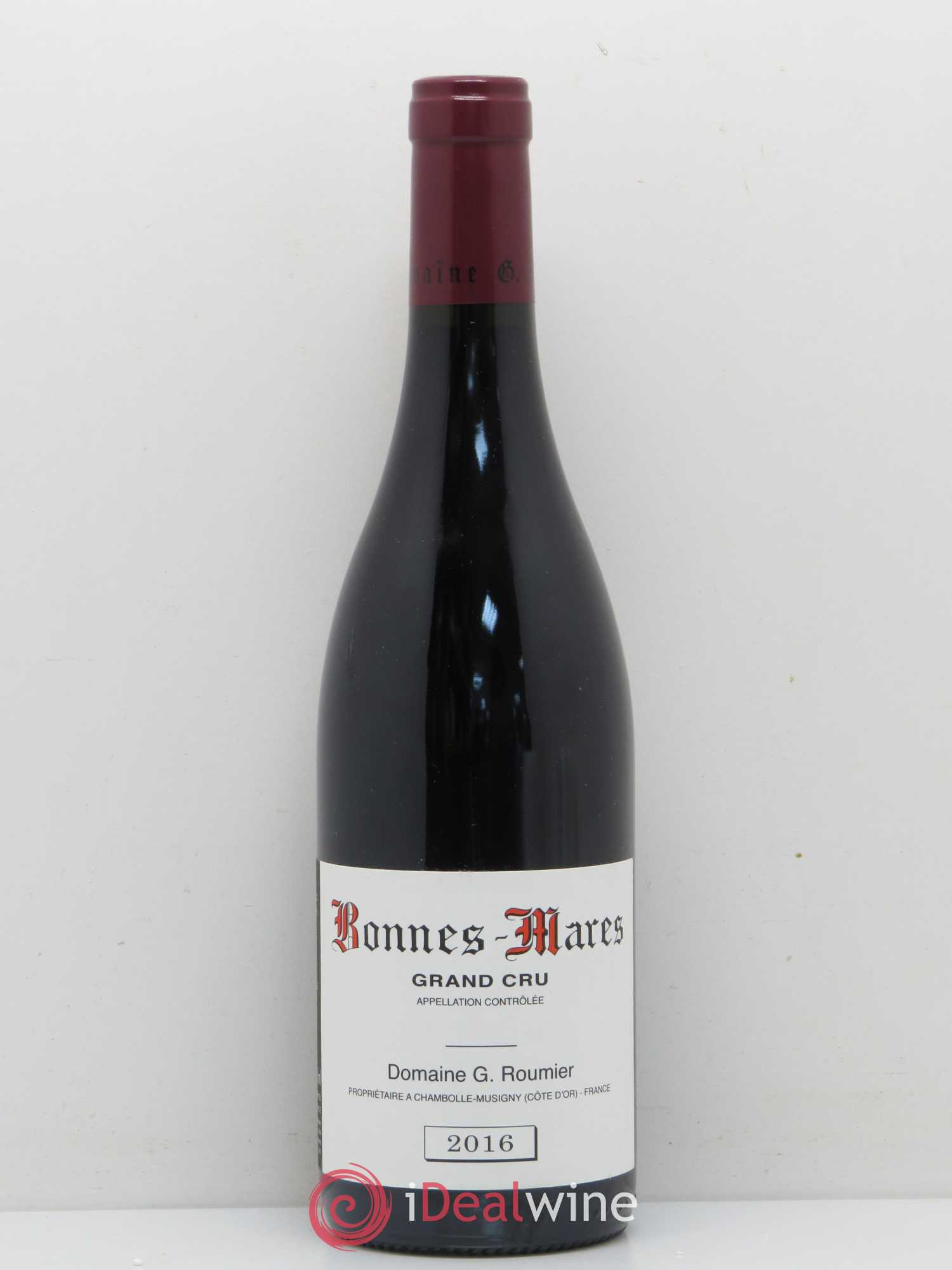 Bonnes-Mares Grand Cru Georges Roumier (Domaine)  2016 - Lot of 1 Bottle