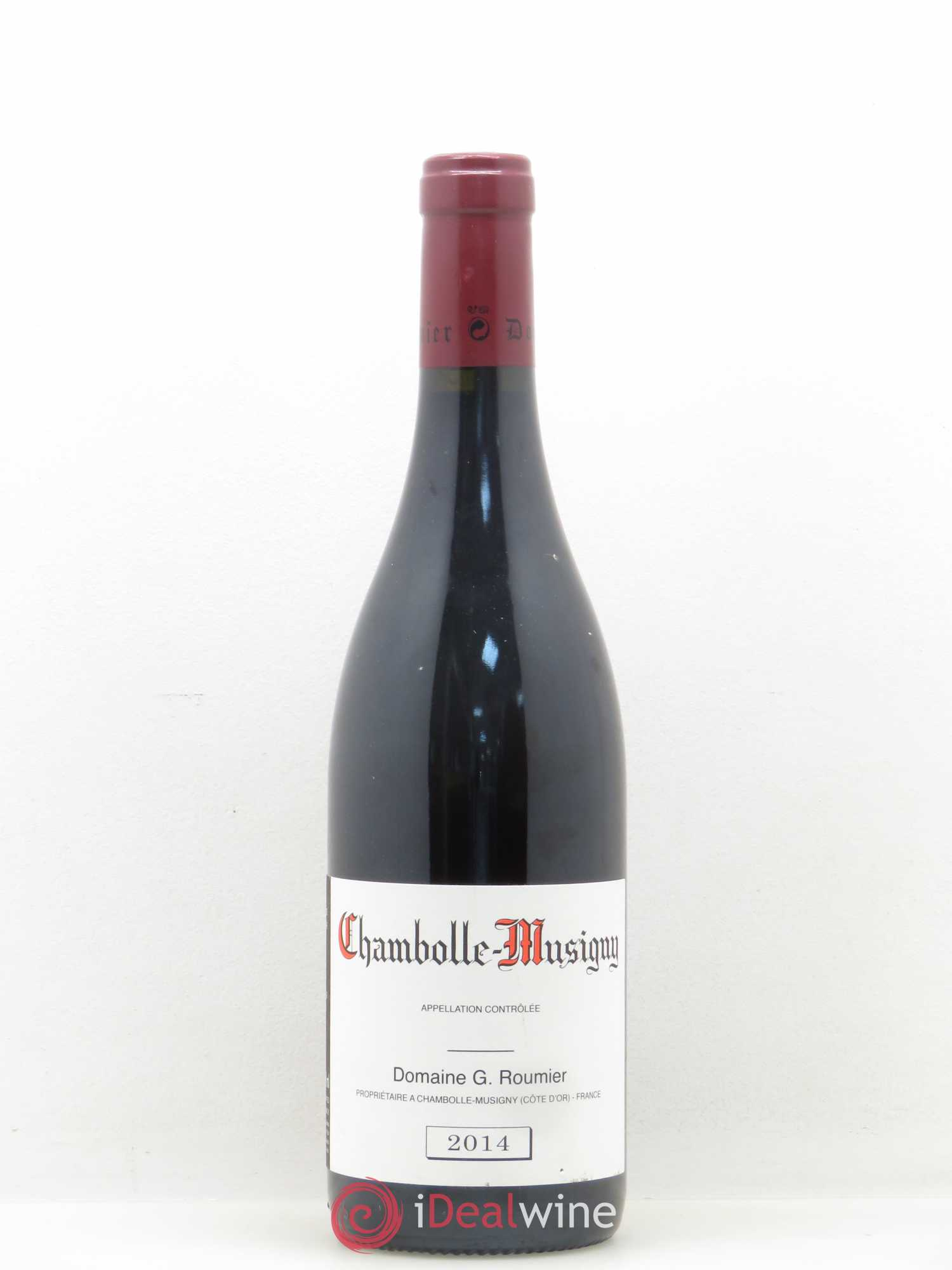 Chambolle-Musigny Georges Roumier (Domaine)  2014 - Lot de 1 Bouteille