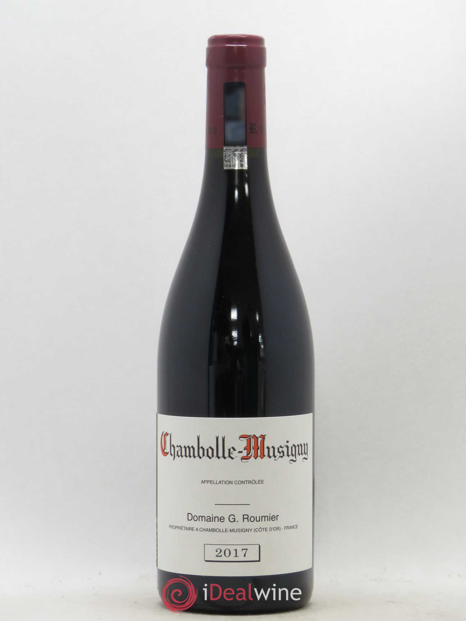 Chambolle-Musigny Georges Roumier (Domaine)  2017 - Lot of 1 Bottle
