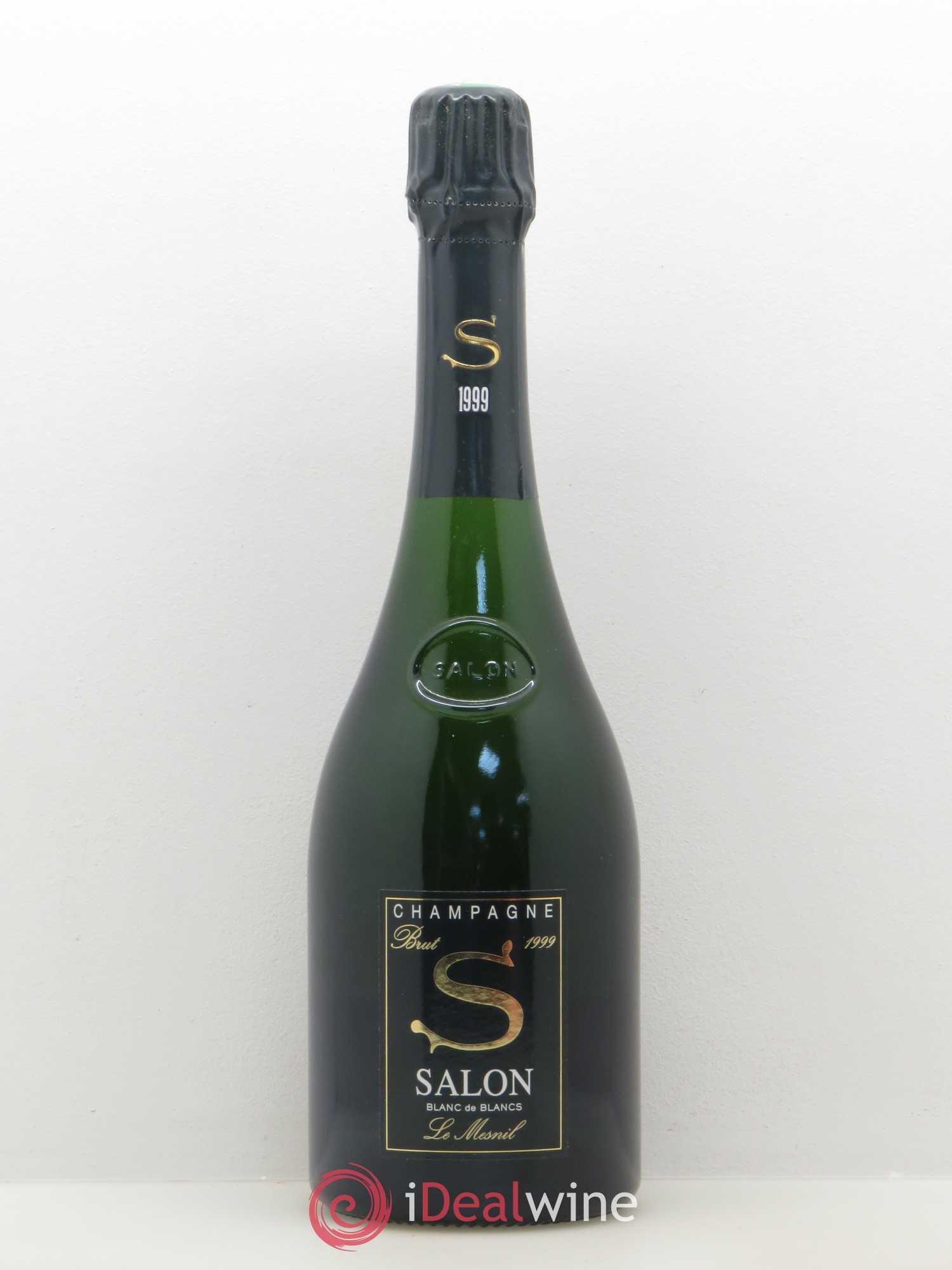 Buy Cuvée S Salon 1999 (lot: 2551)