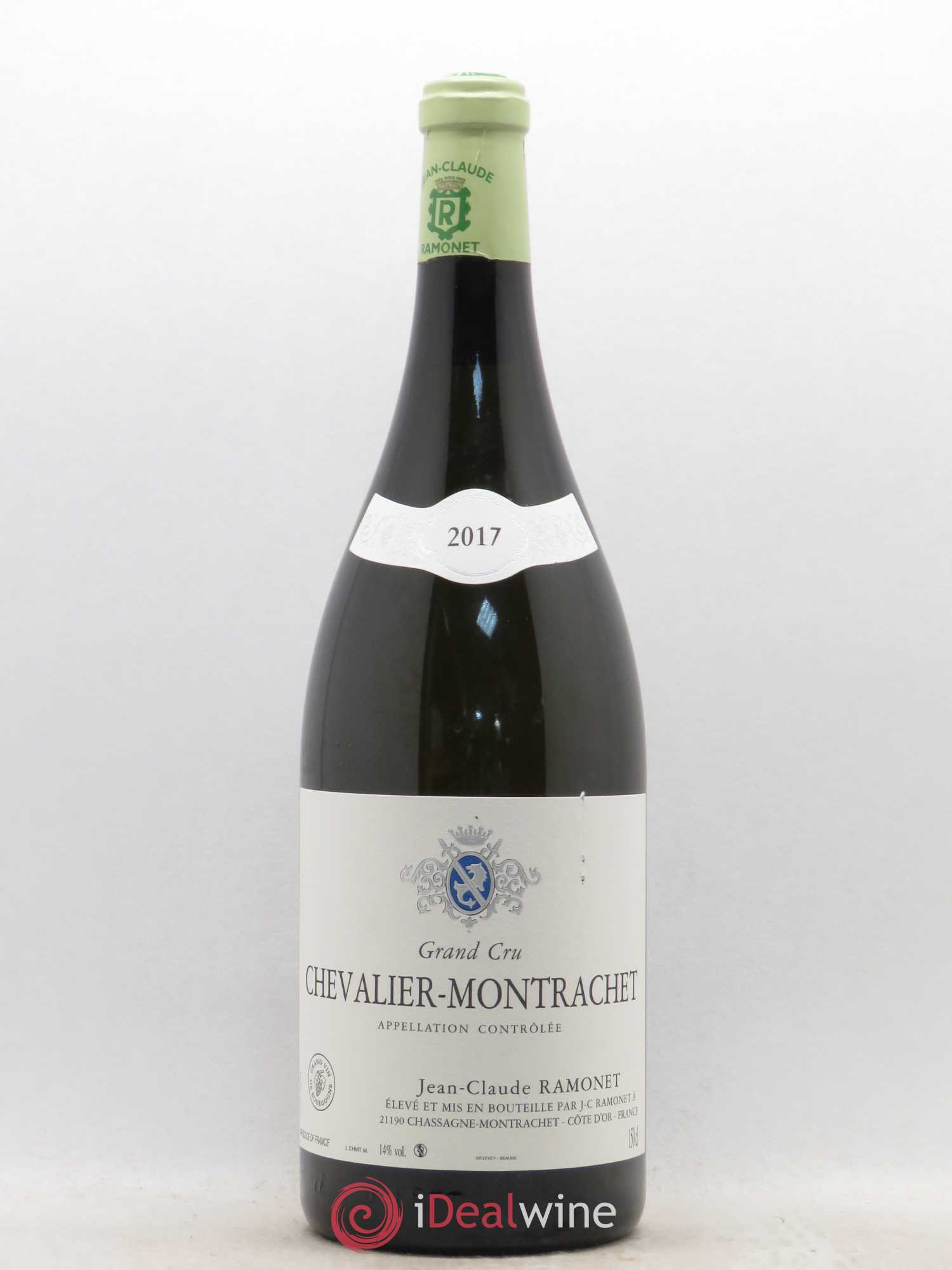 Chevalier-Montrachet Grand Cru Ramonet (Domaine)  2017 - Lot de 1 Magnum