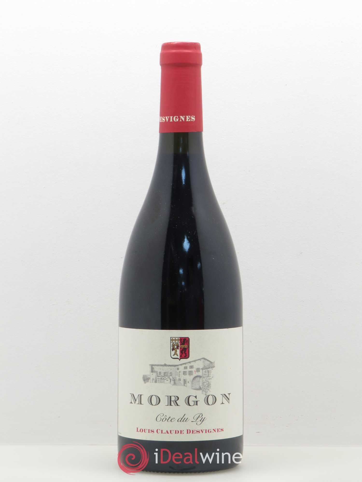 Morgon Côte du Py Louis-Claude Desvignes (Domaine)  2016 - Lot of 1 Bottle