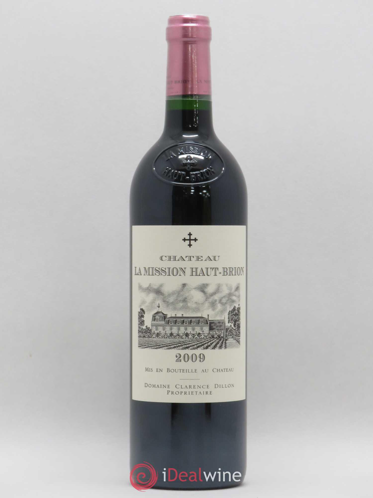 Château La Mission Haut-Brion Cru Classé de Graves  2009 - Lot of 1 Bottle
