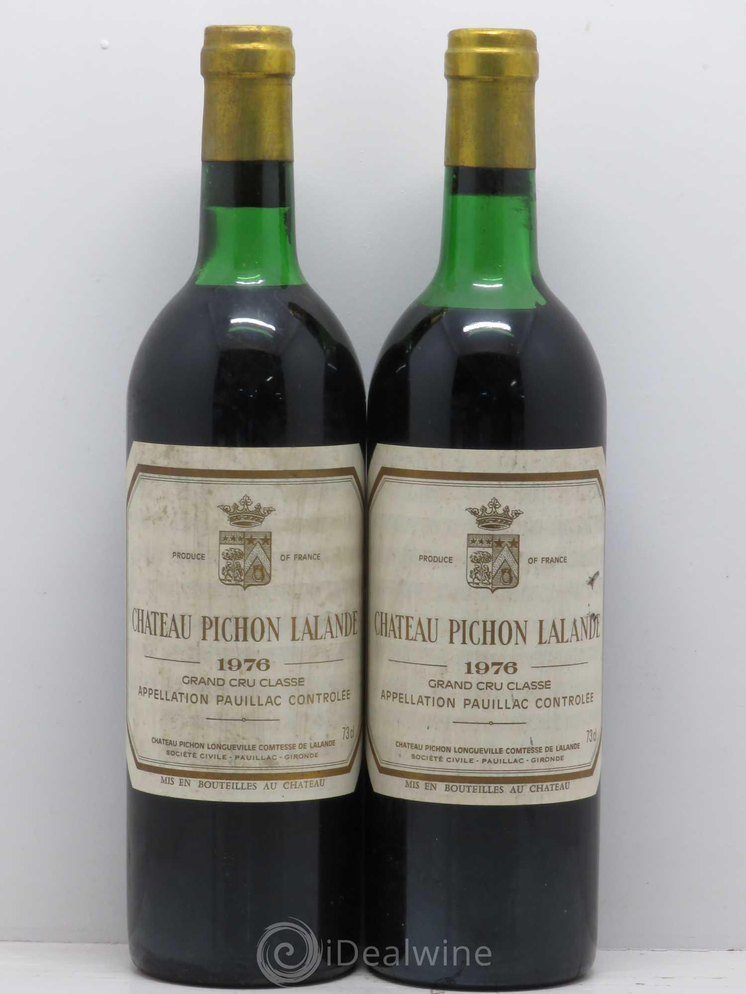 Buy ch teau pichon longueville comtesse de lalande 2 me for Buy chateaubriand