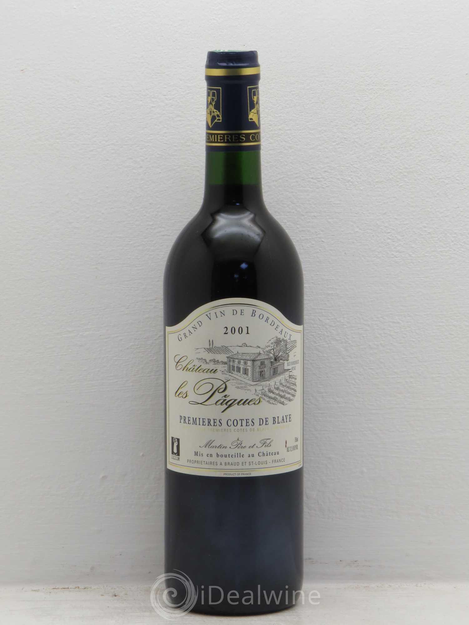 Premires Ctes De Blaye Bordeaux