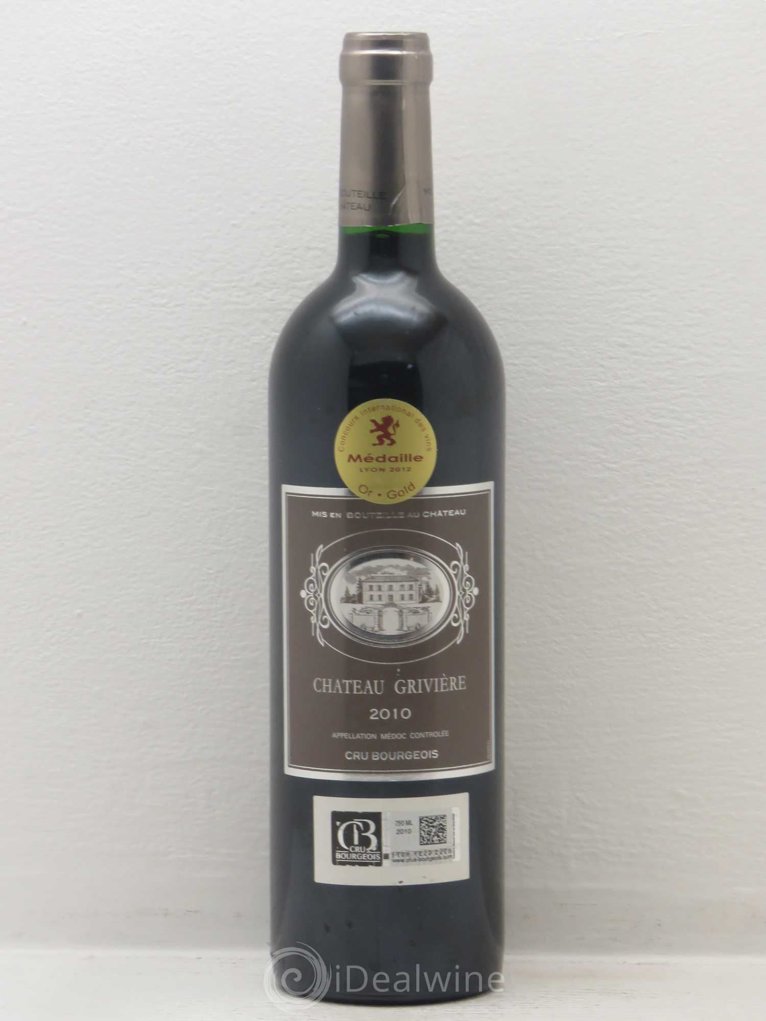 Chateau griviere