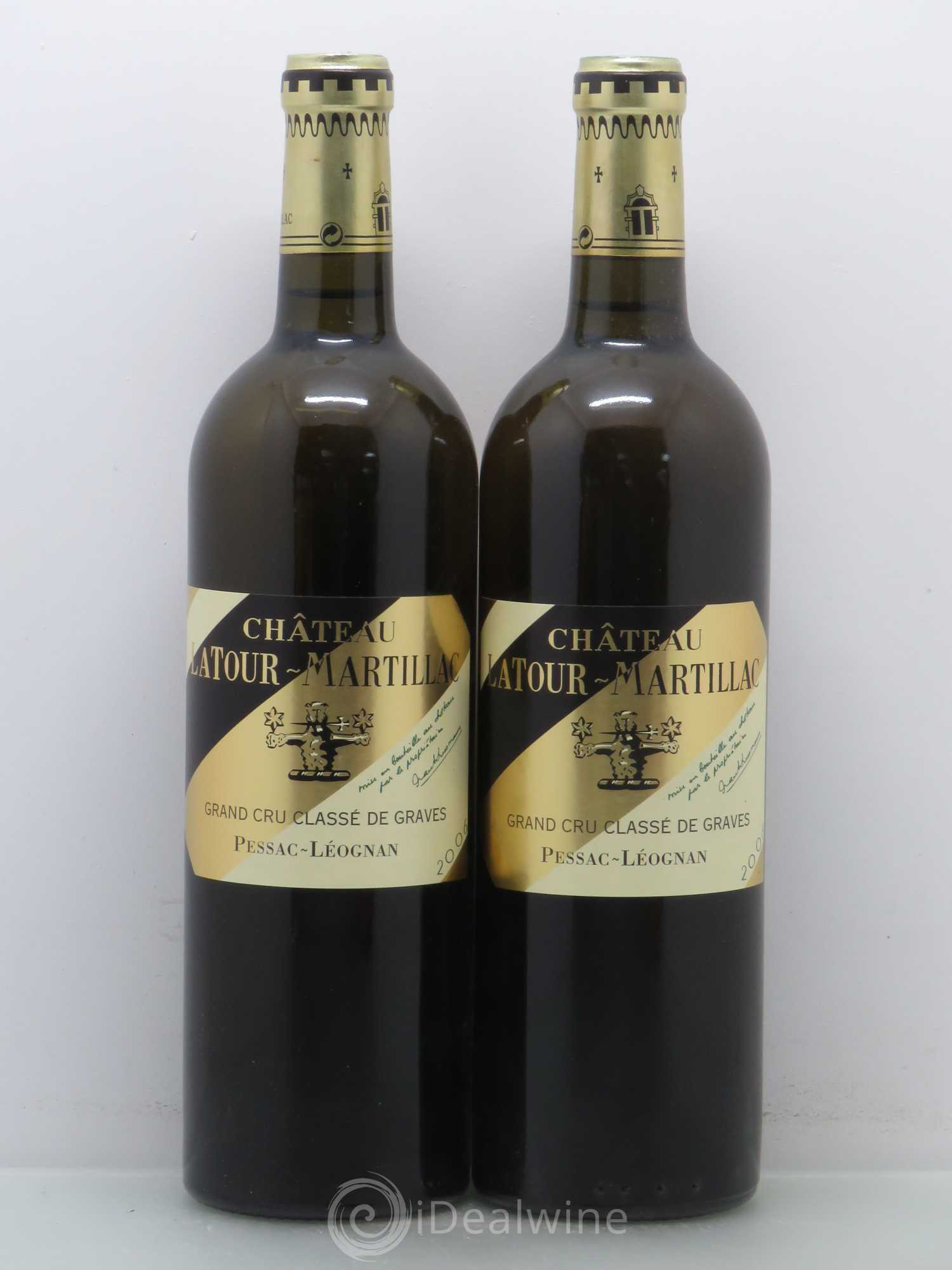 acheter ch teau latour martillac cru class de graves 2006 lot 13548. Black Bedroom Furniture Sets. Home Design Ideas