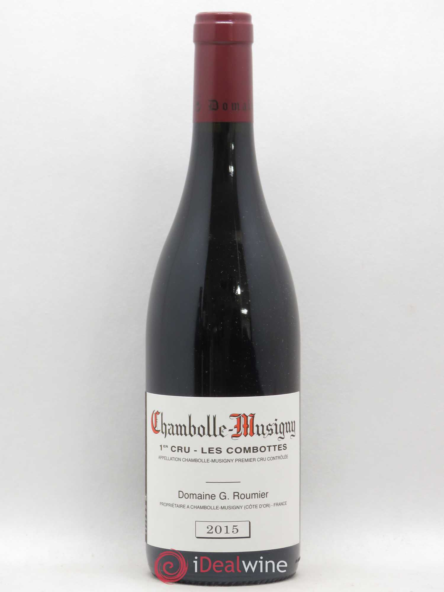 Chambolle-Musigny 1er Cru Les Combottes Georges Roumier (Domaine)