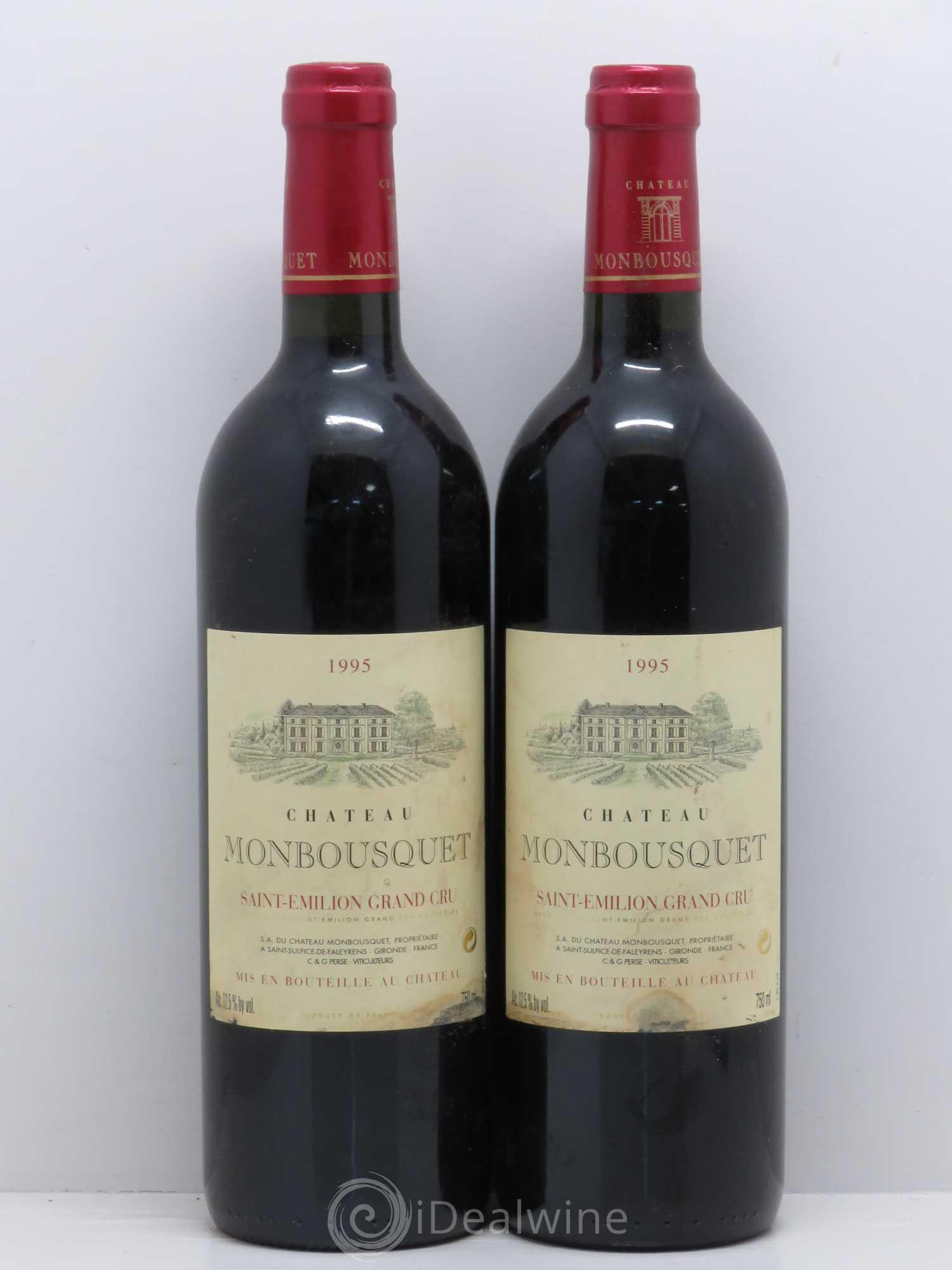 liste des vins de ch teau monbousquet en vente idealwine. Black Bedroom Furniture Sets. Home Design Ideas