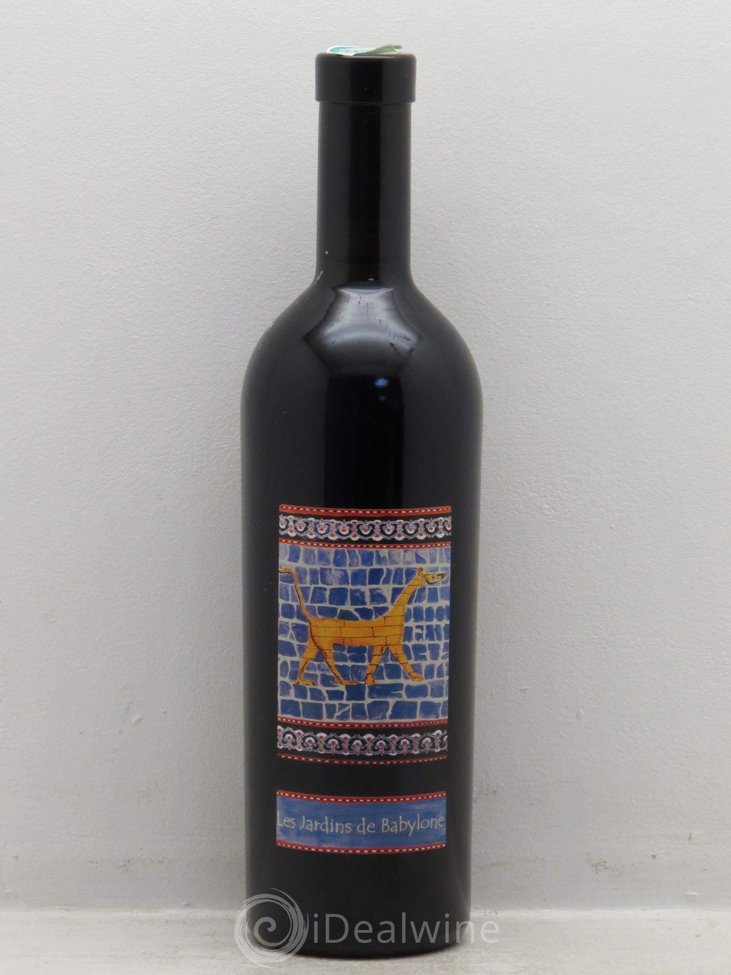 Find every shop in the world selling les jardins de la for Jardin de babylone wine