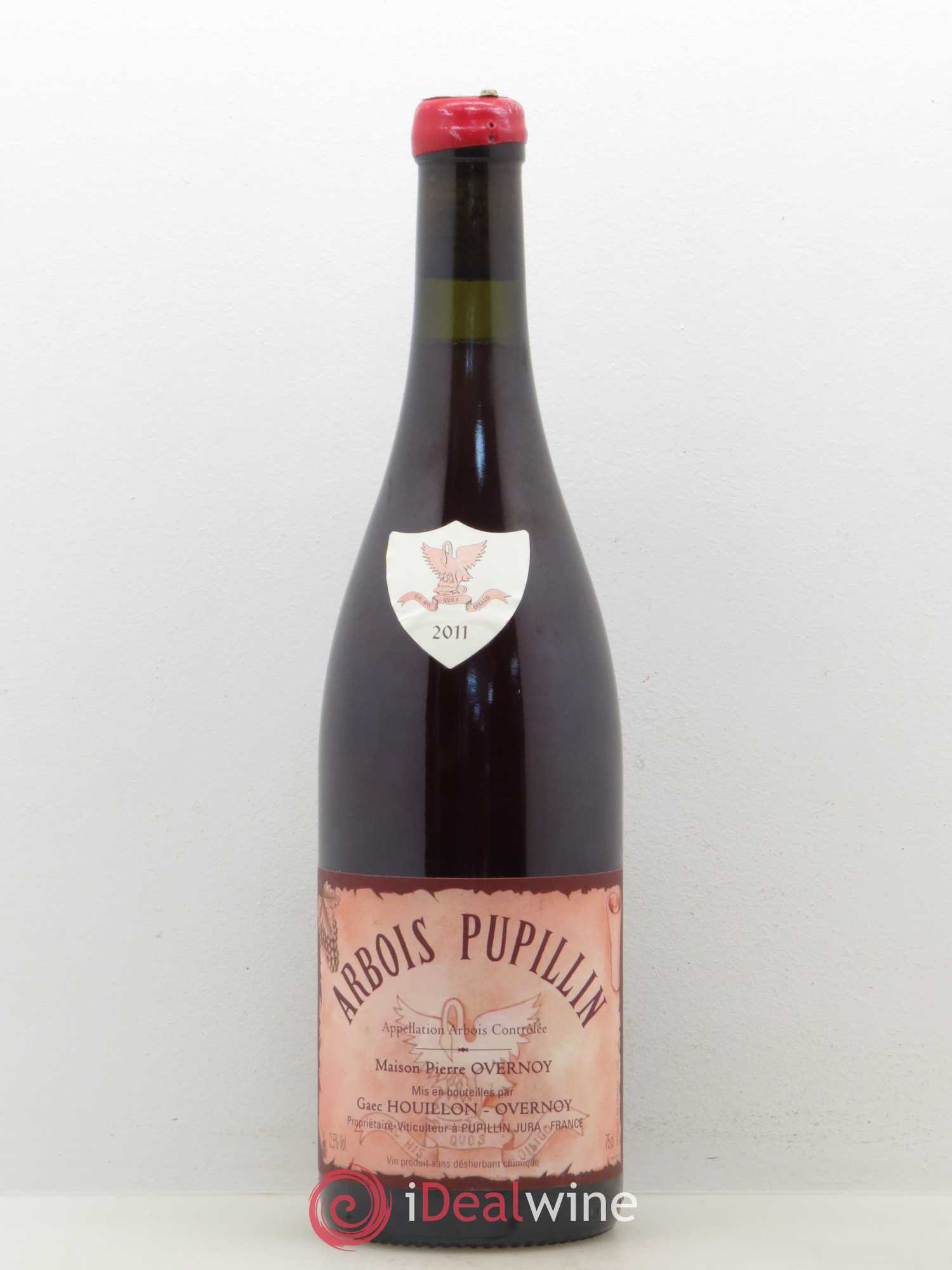Arbois Pupillin Pierre Overnoy (Domaine)  2011 - Lot of 1 Bottle