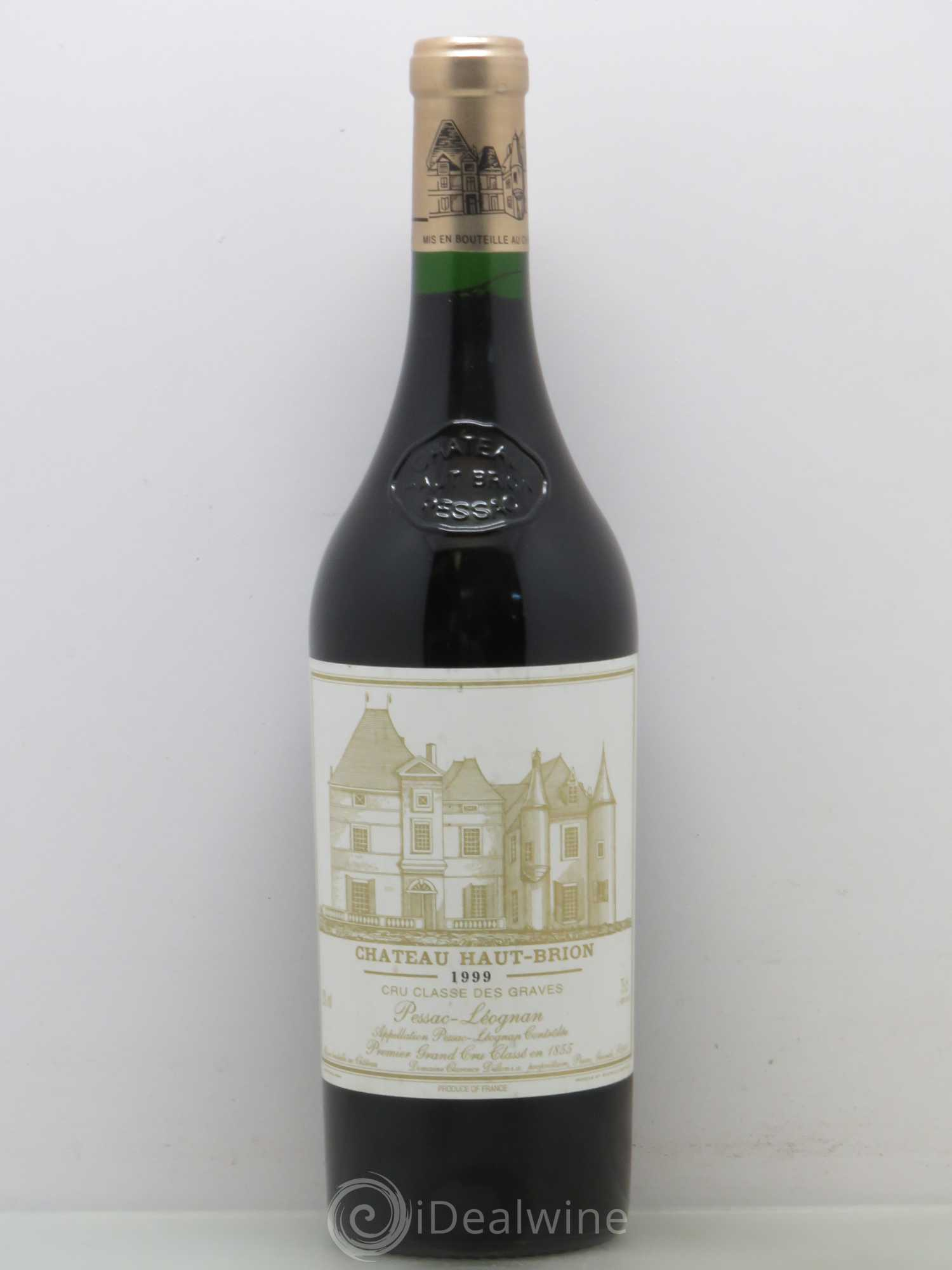 Buy ch teau haut brion 1er grand cru class 1999 lot 9083 for Buy chateaubriand