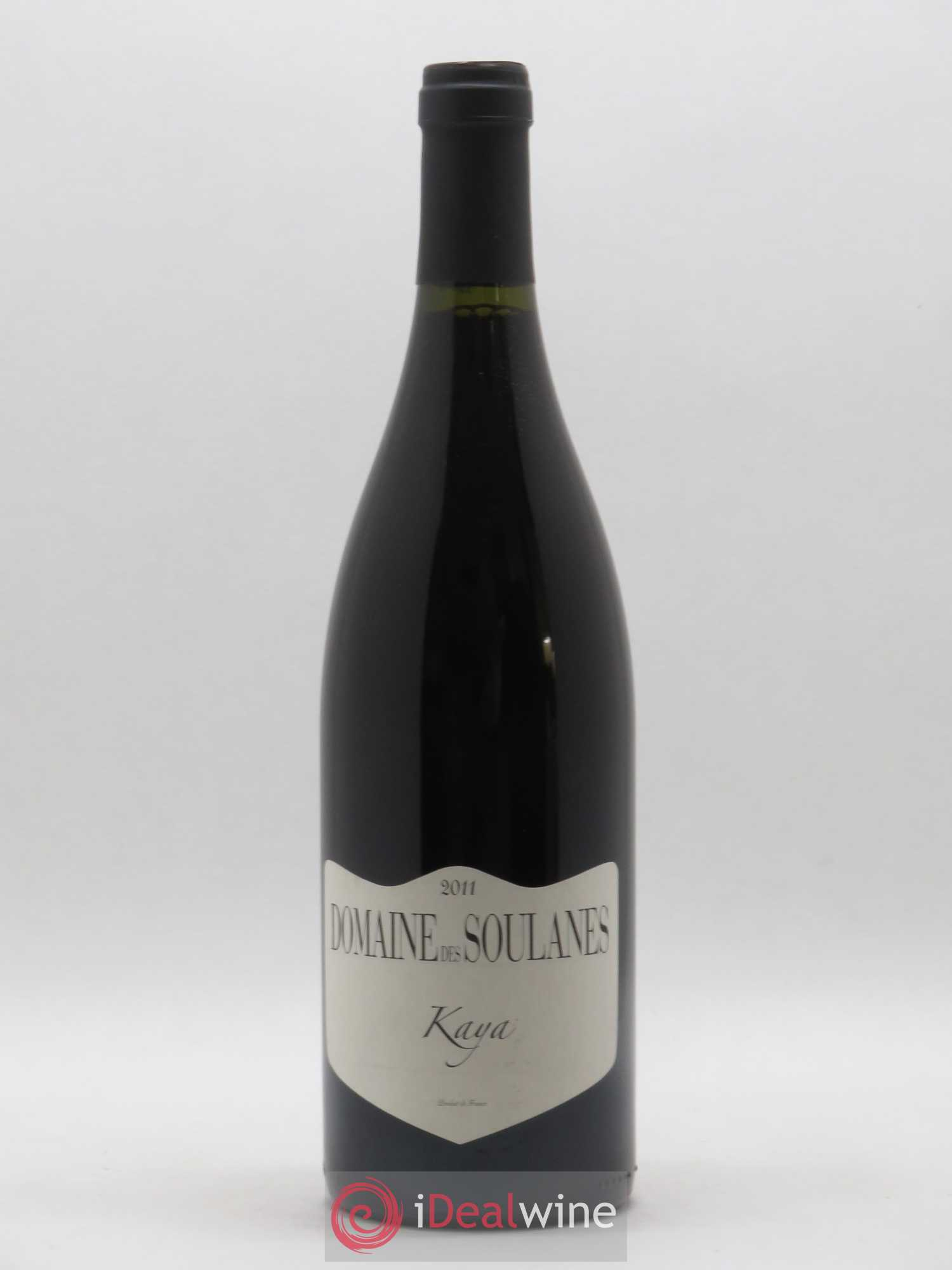 IGP Côtes Catalanes (VDP des Côtes Catalanes) Kaya Domaine des Soulanes (no reserve) 2011 - Lot of 1 Bottle