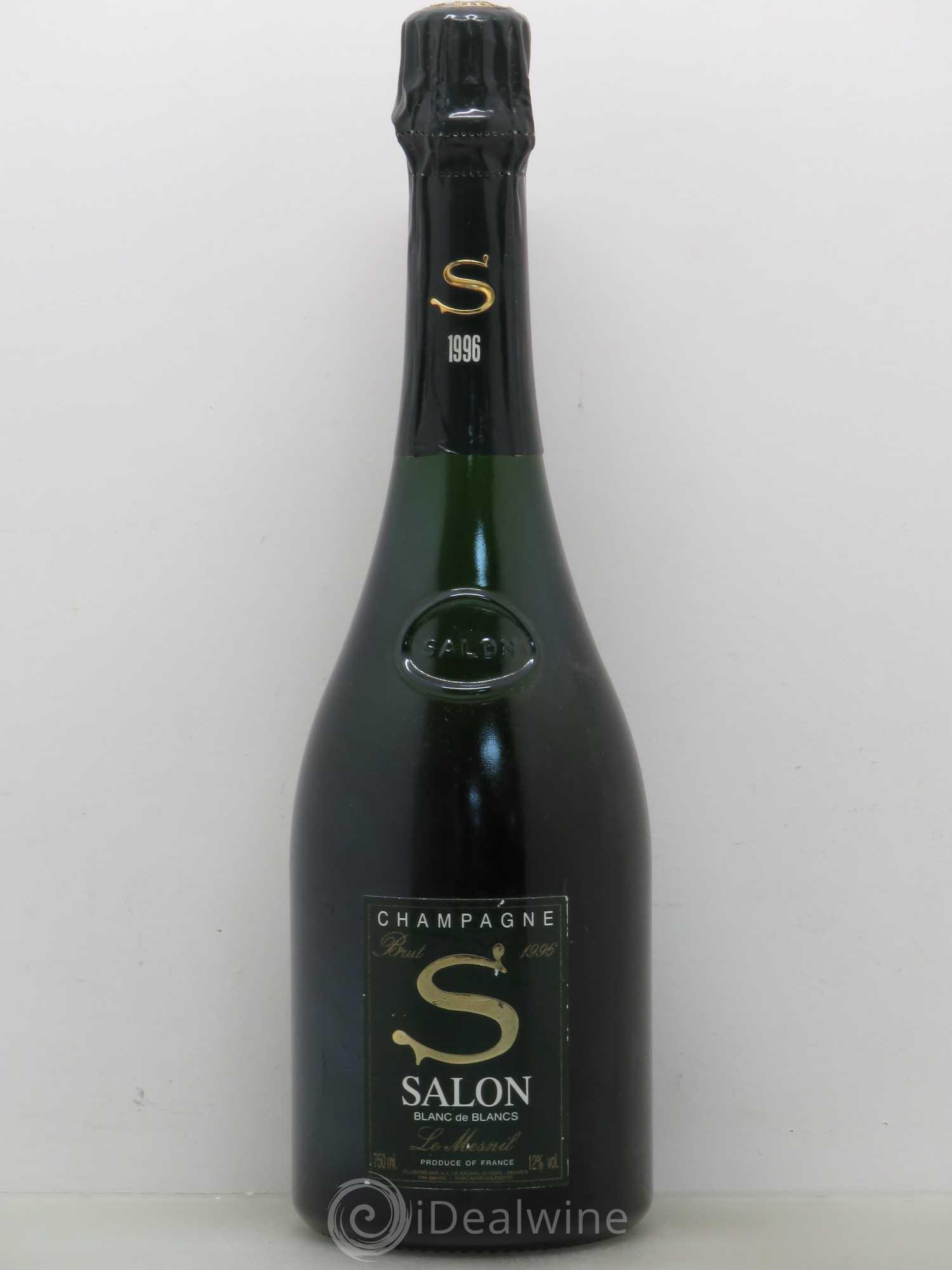 Cuvée S Salon 1996