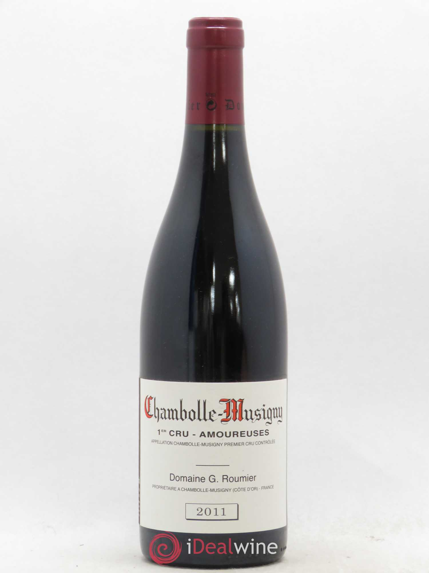 Chambolle-Musigny 1er Cru Les Amoureuses Georges Roumier (Domaine)