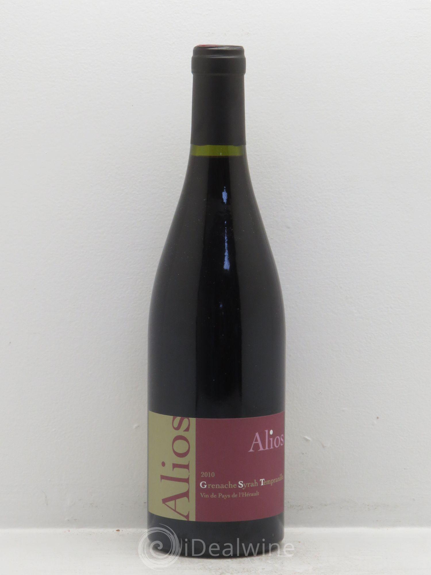 Acheter igp pays d 39 h rault vin de pays de l 39 h rault - Alios conseil ...