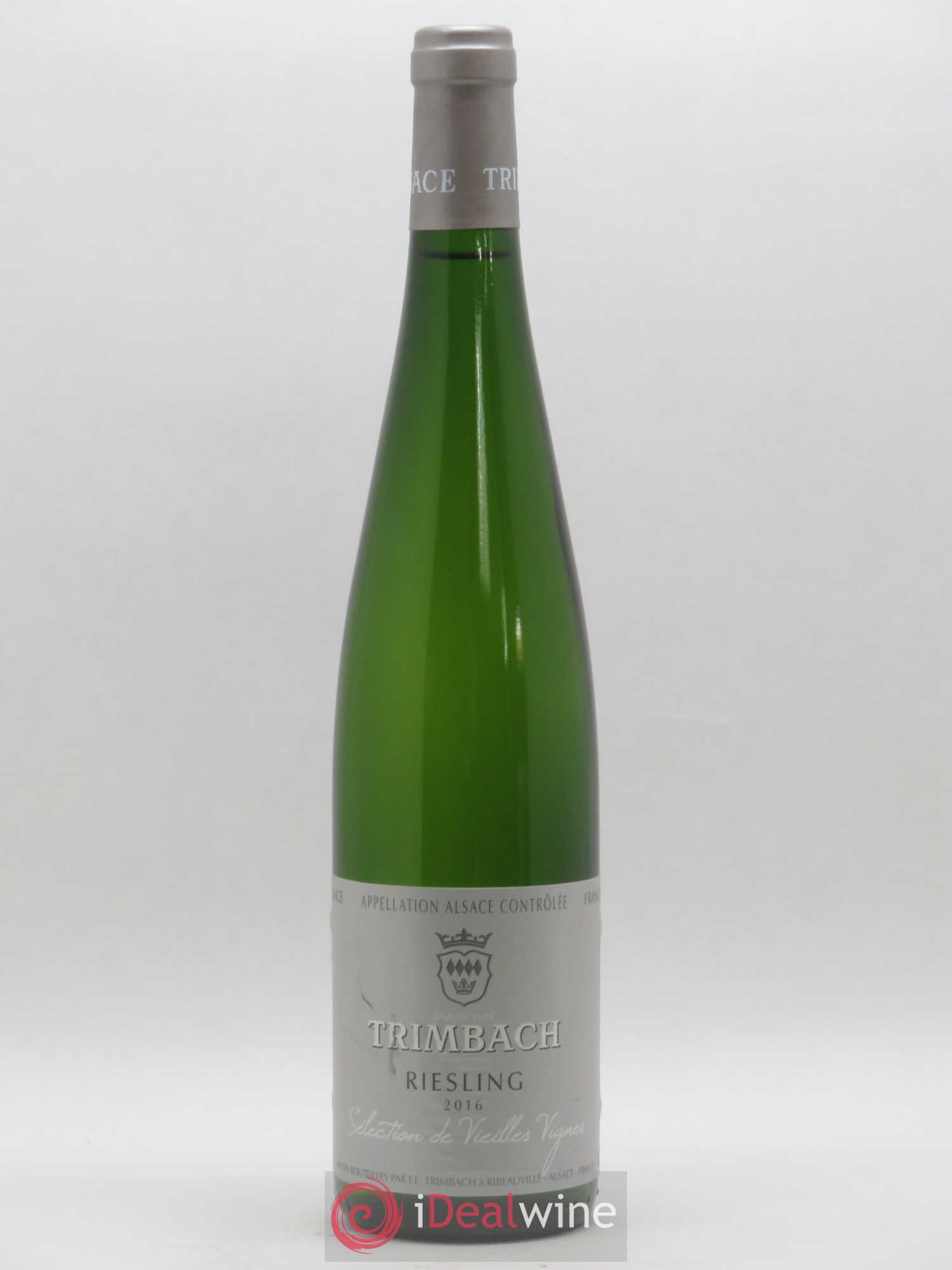 Riesling Sélection de Vieilles Vignes Trimbach (Domaine) (no reserve) 2016 - Lot of 1 Bottle