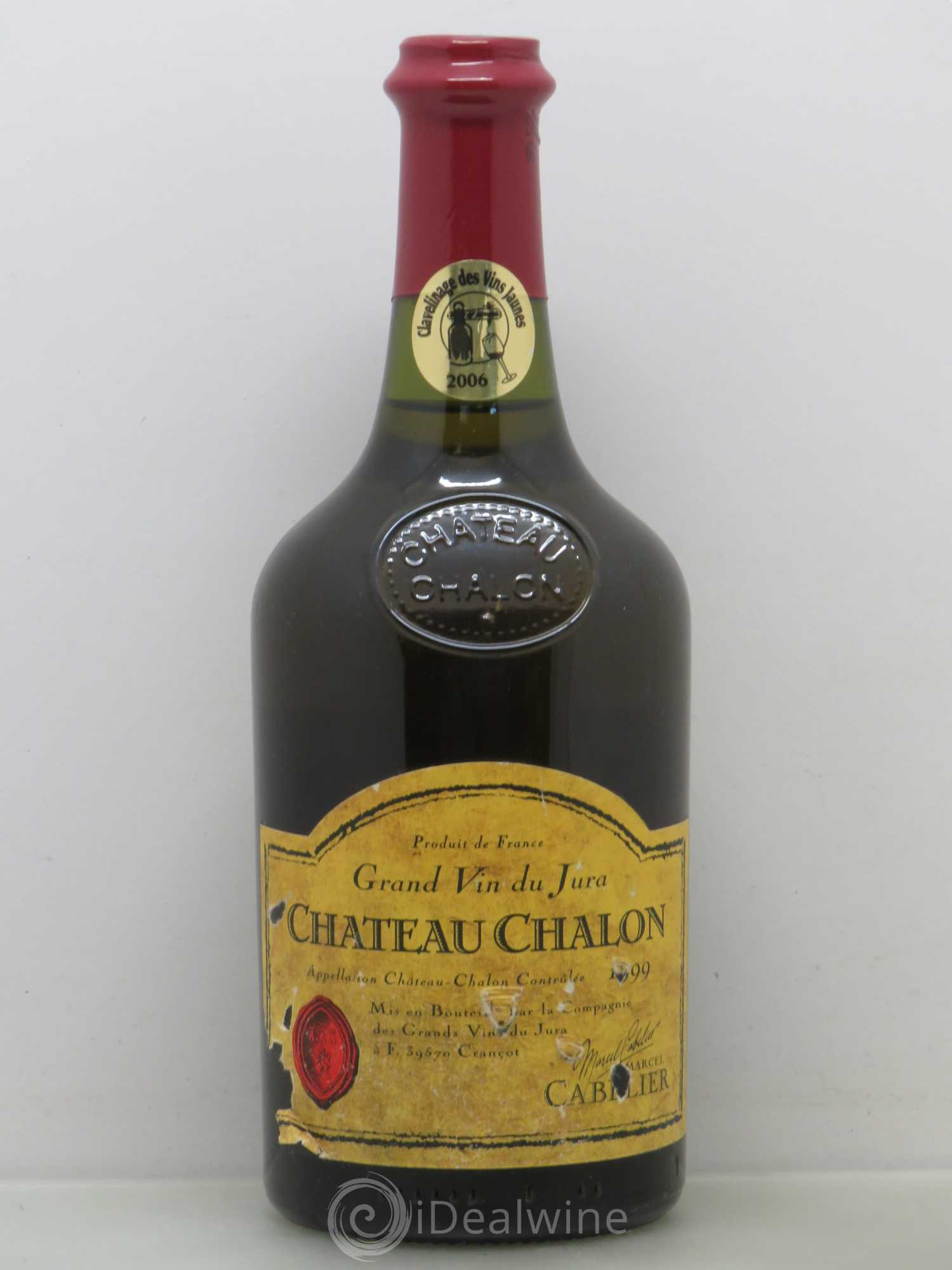 Buy ch teau chalon cabelier 1999 lot 1503 for Buy chateaubriand