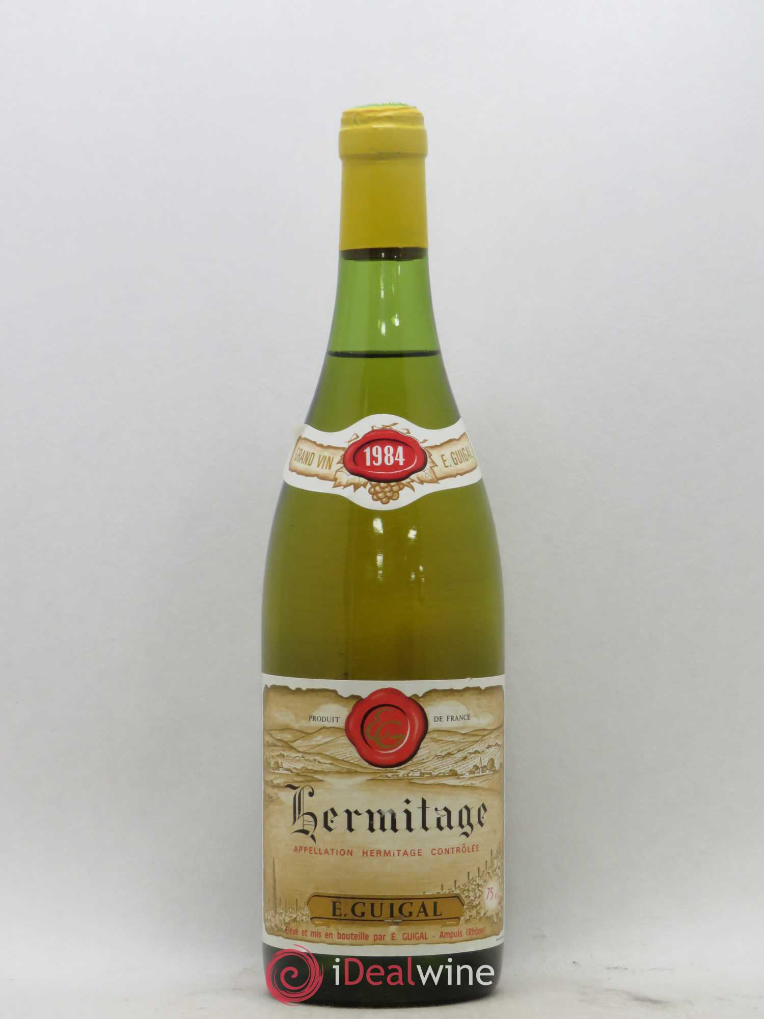 Hermitage Guigal  1984 - Lot of 1 Bottle