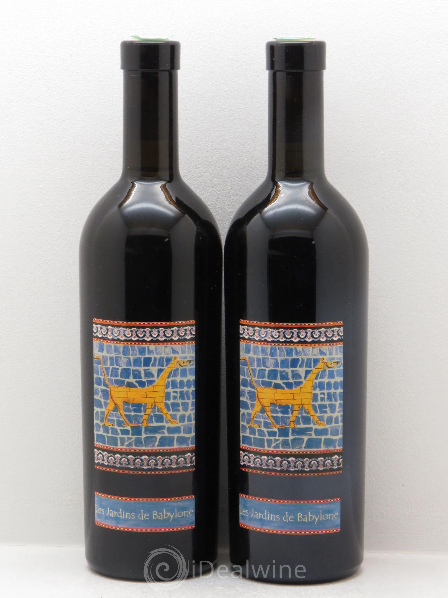 Liste des vins de didier dagueneau en vente idealwine for Jardin de babylone wine