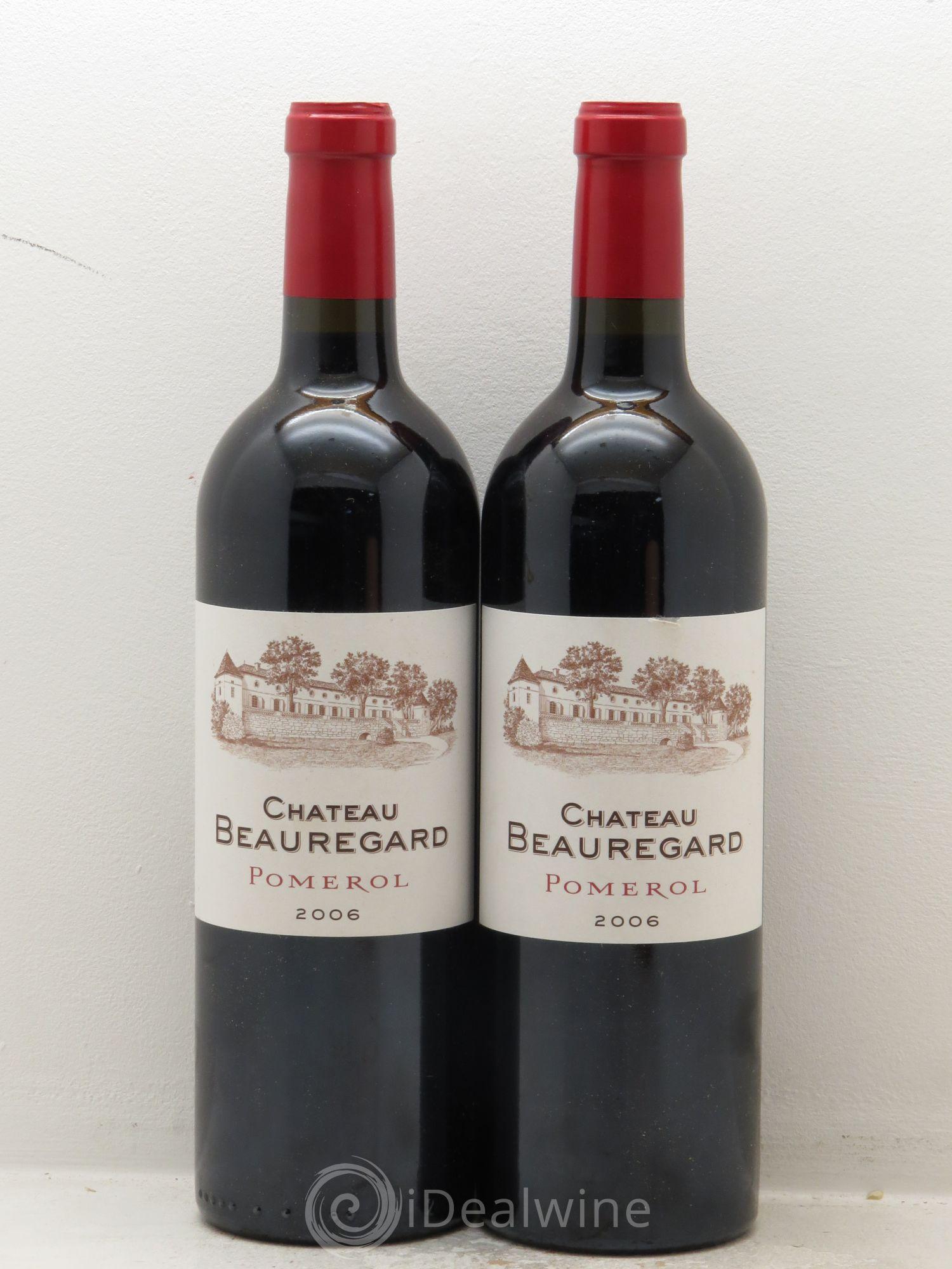 Château Beauregard (no reserve) 2006 - Lot of 2 Bottles 2621b7df4ec