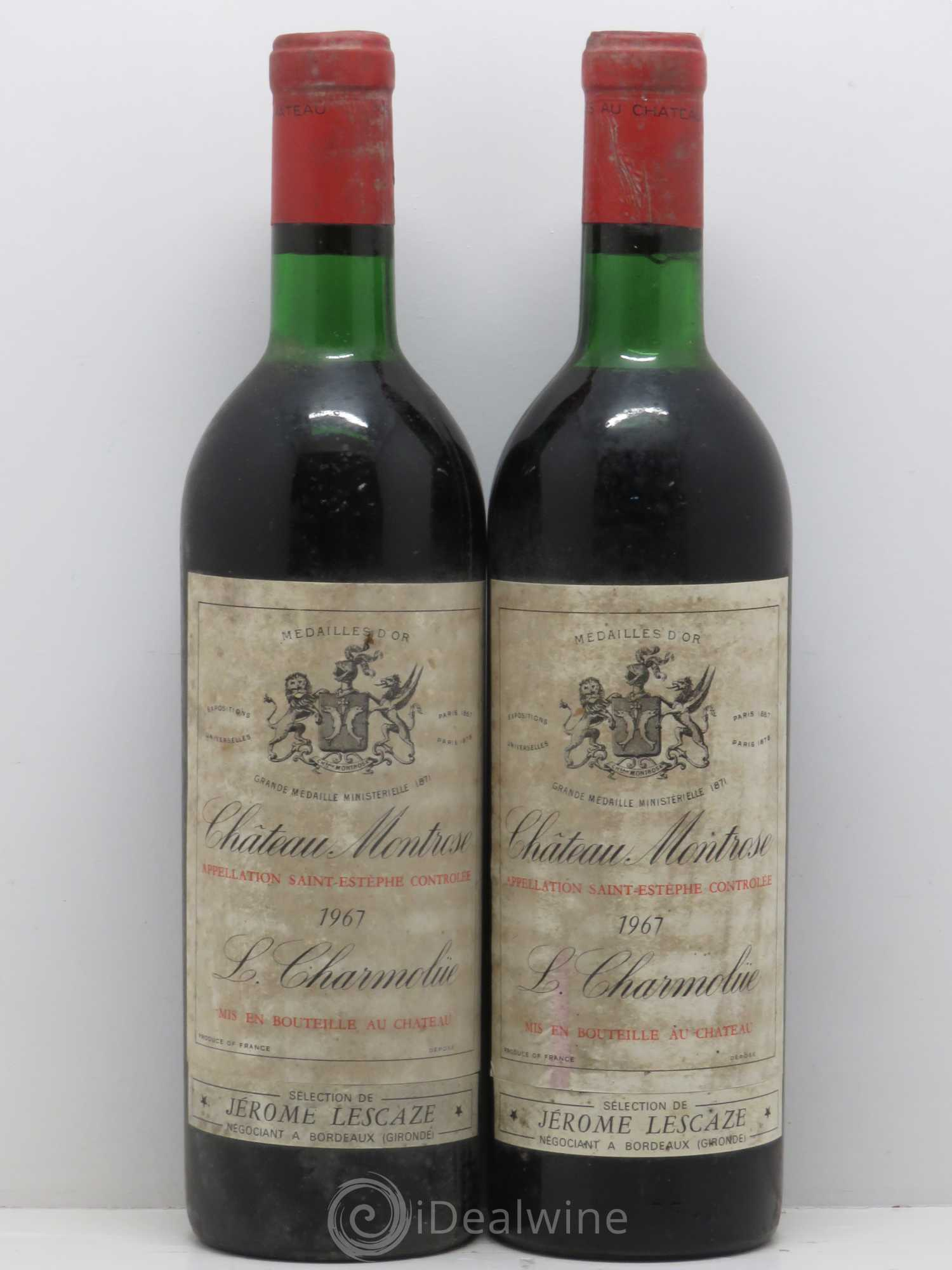 Buy ch teau montrose 2 me grand cru class 1967 lot 9058 for Buy chateaubriand