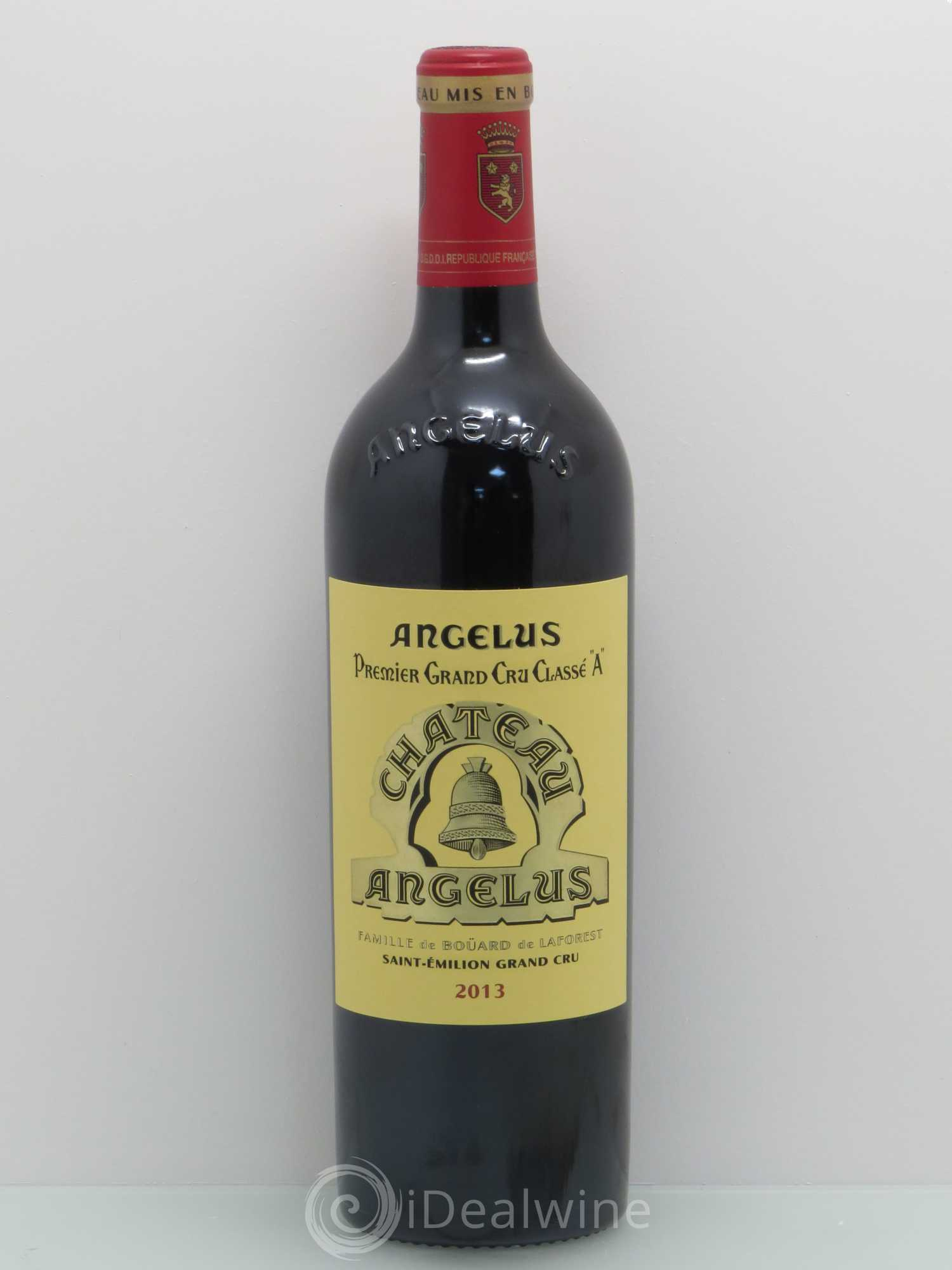 Buy ch teau ang lus 1er grand cru class a 2013 lot 7004 for Chateau angelus
