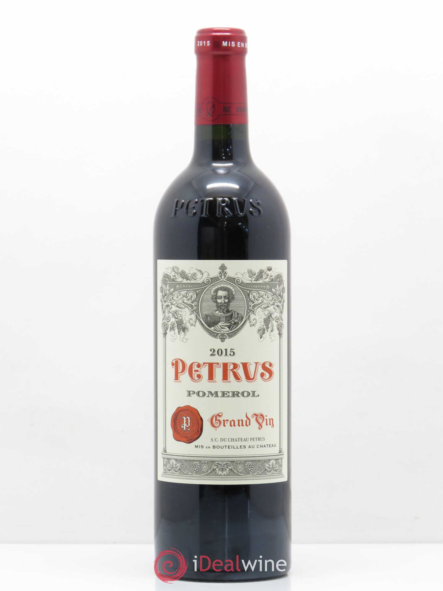 Petrus  2015 - Lot of 1 Bottle