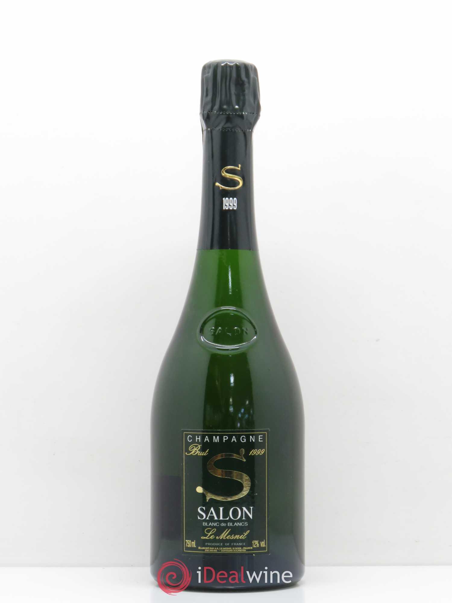 Buy Cuvée S Salon 1999 (lot: 2584)