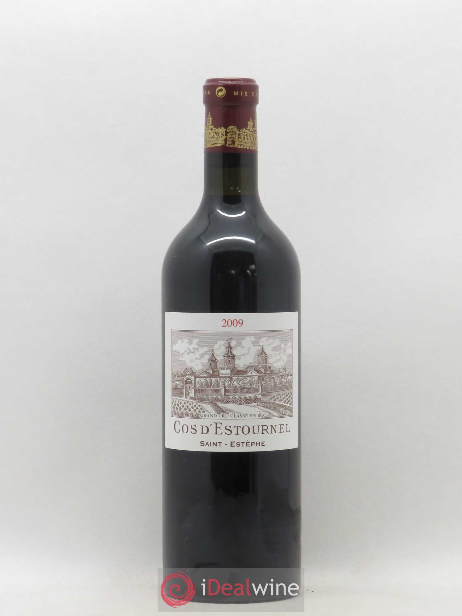 Cos d'Estournel 2ème Grand Cru Classé  2009 - Lot of 1 Bottle