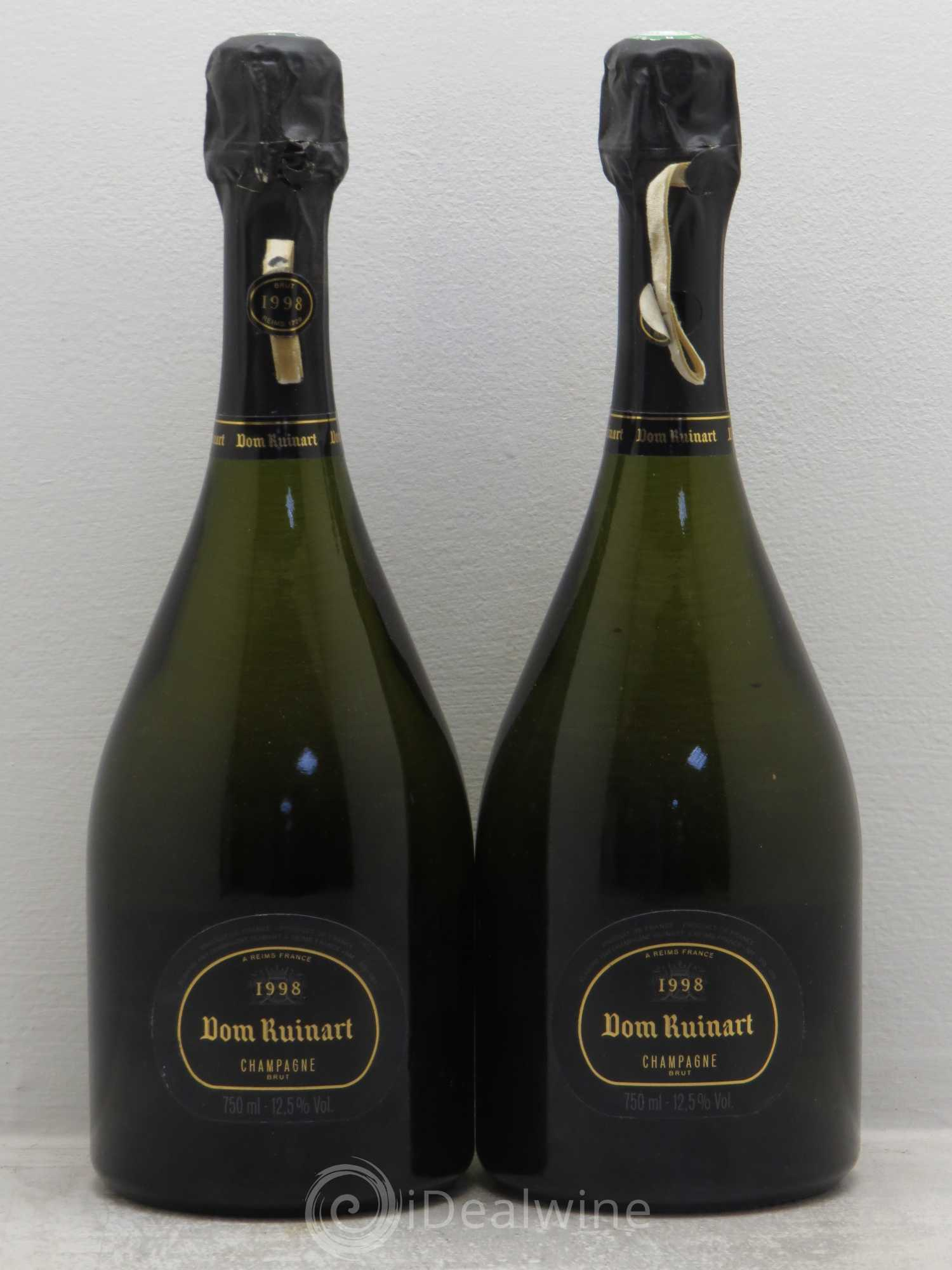 Buy Dom Ruinart Ruinart 1998 Lot 3000