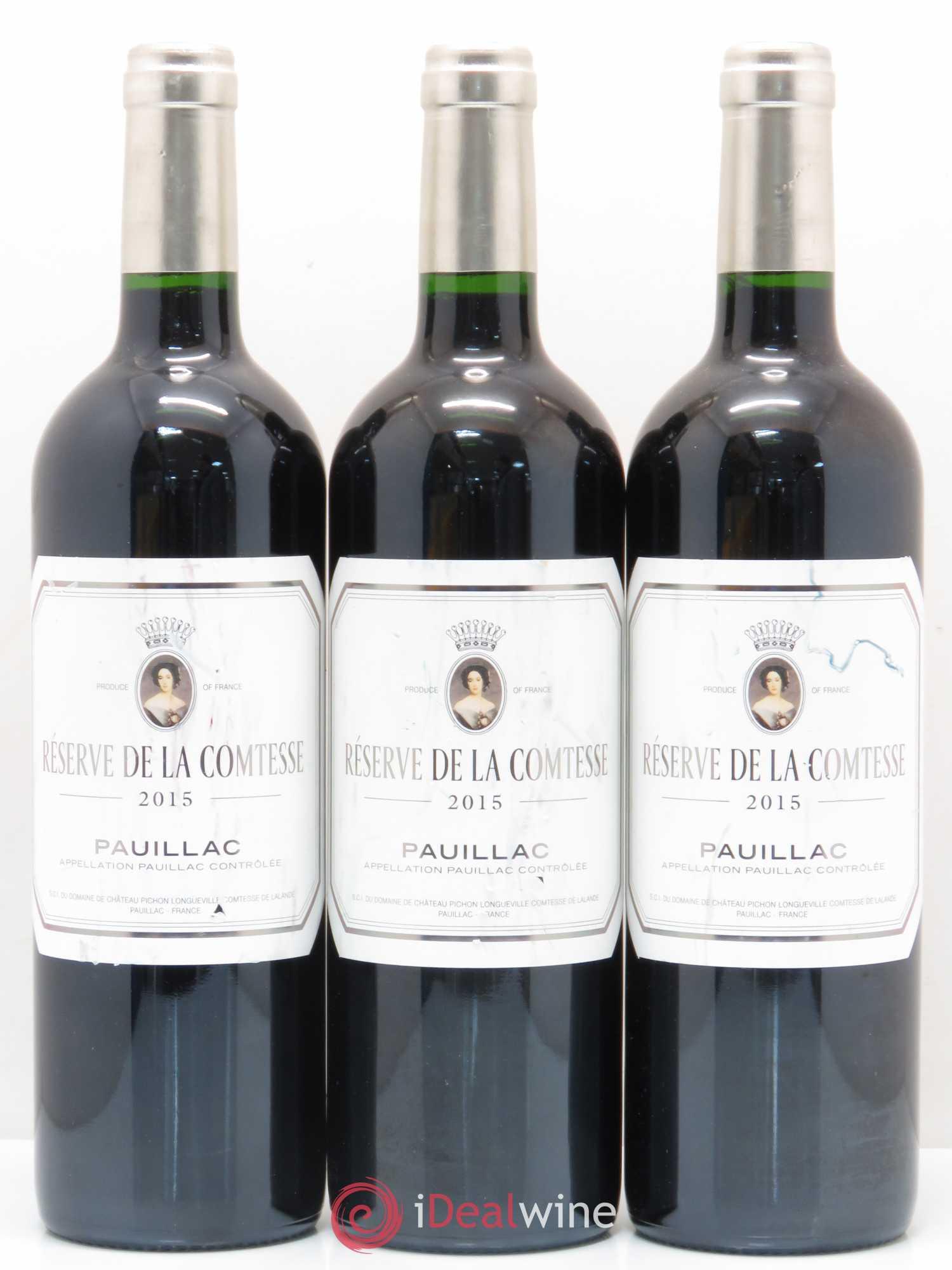 Réserve de la Comtesse Second Vin 2015