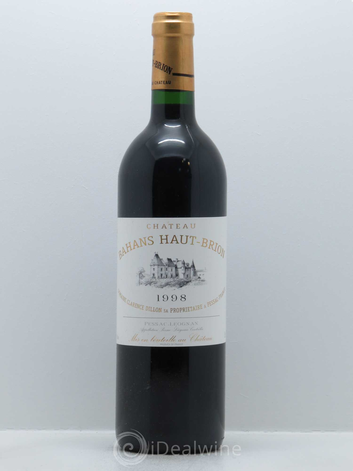 Buy ch teau clarence bahans de haut brion second vin for Buy chateaubriand
