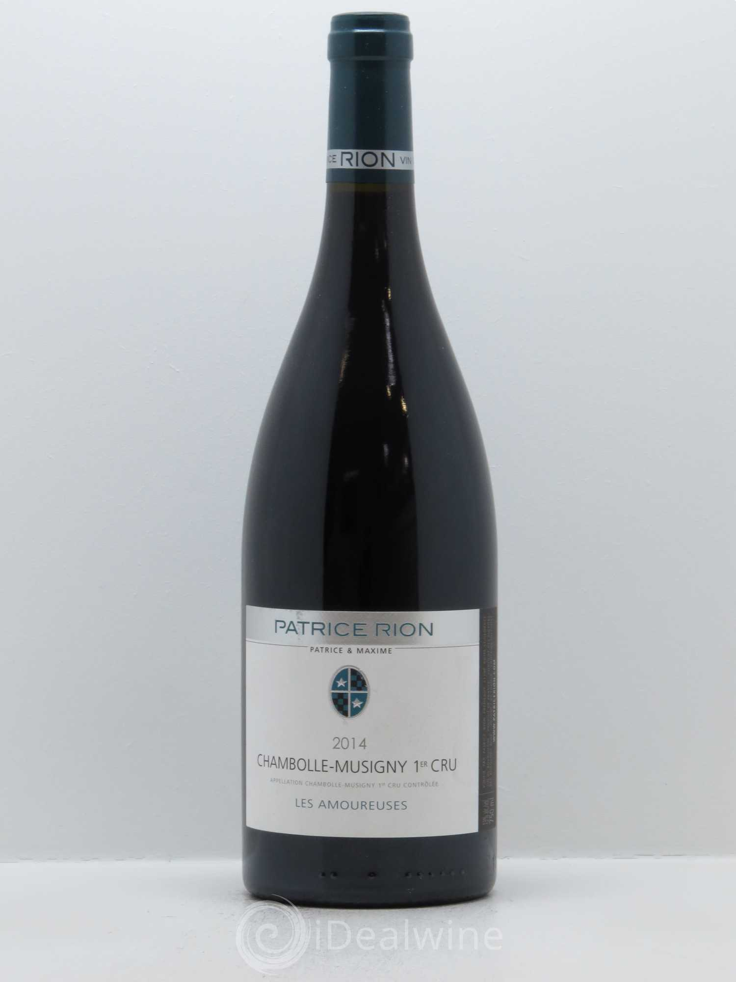 Chambolle-Musigny 1er Cru Les Amoureuses Patrice Rion (Domaine)