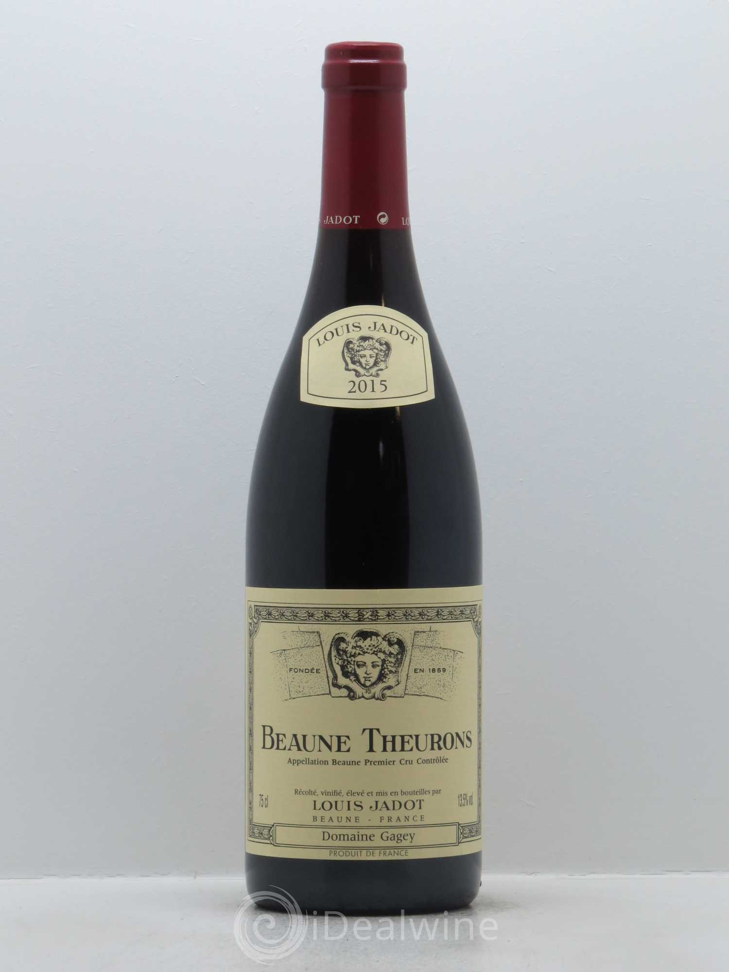 Beaune 1er Cru Les Theurons Domaine Gagey - Louis Jadot