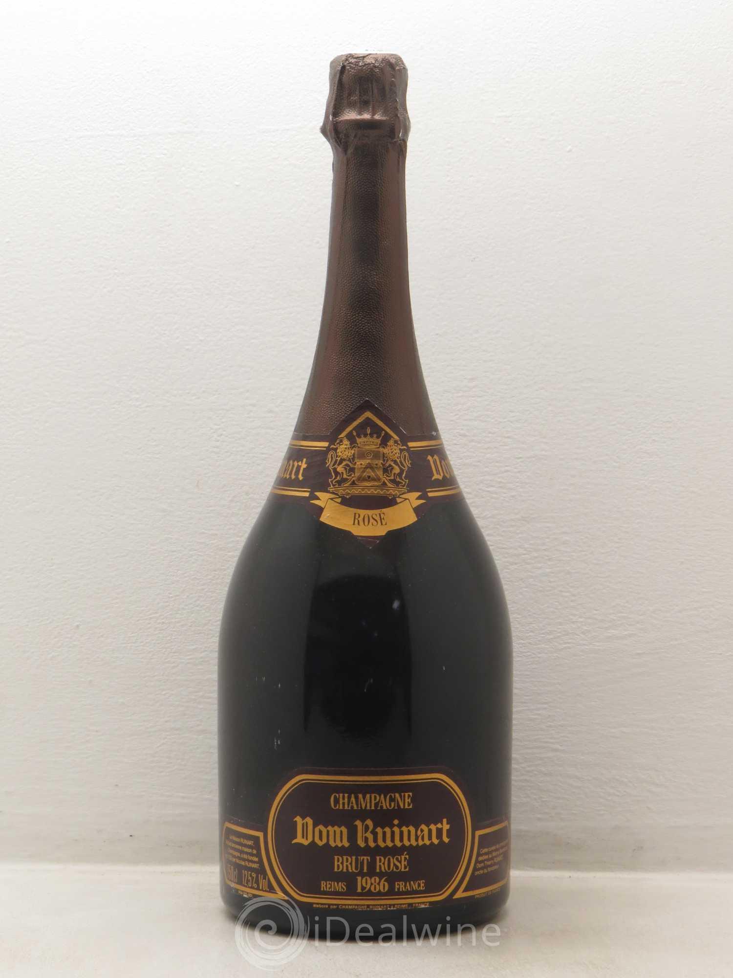 champagne ruinart 1986
